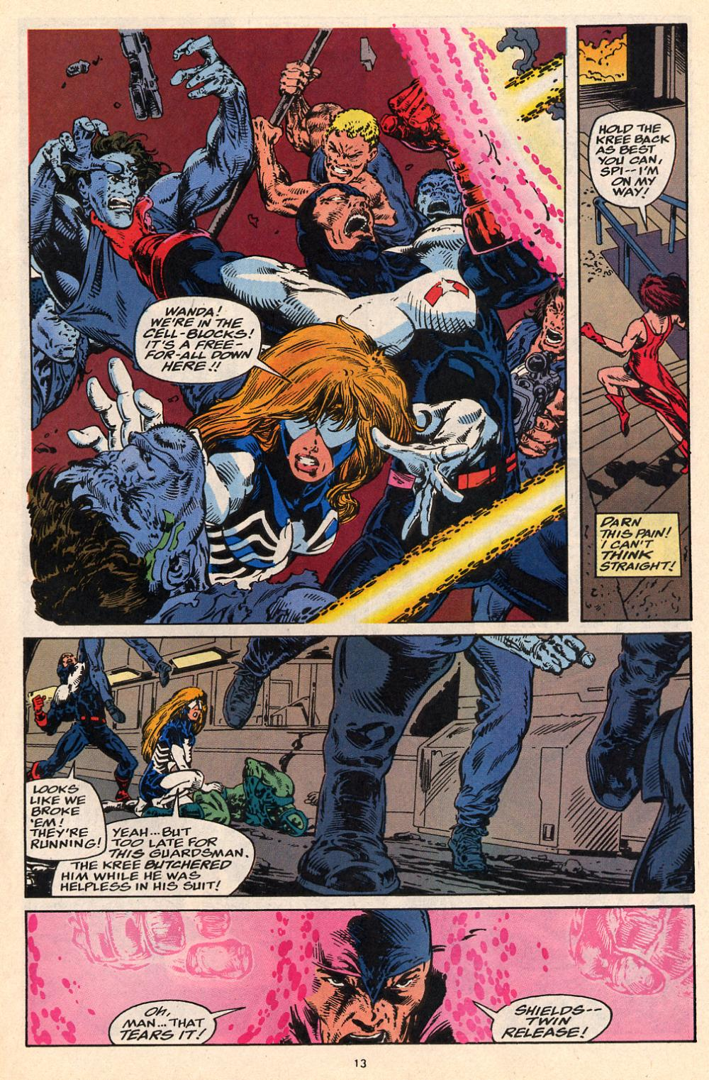 Force Works Issue #13 #13 - English 11