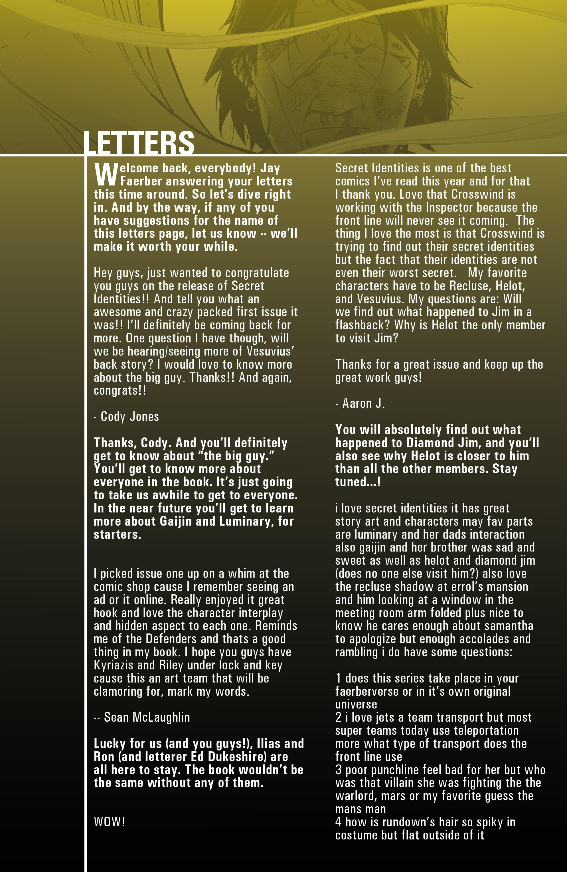 Read online Secret Identities comic -  Issue #3 - 21