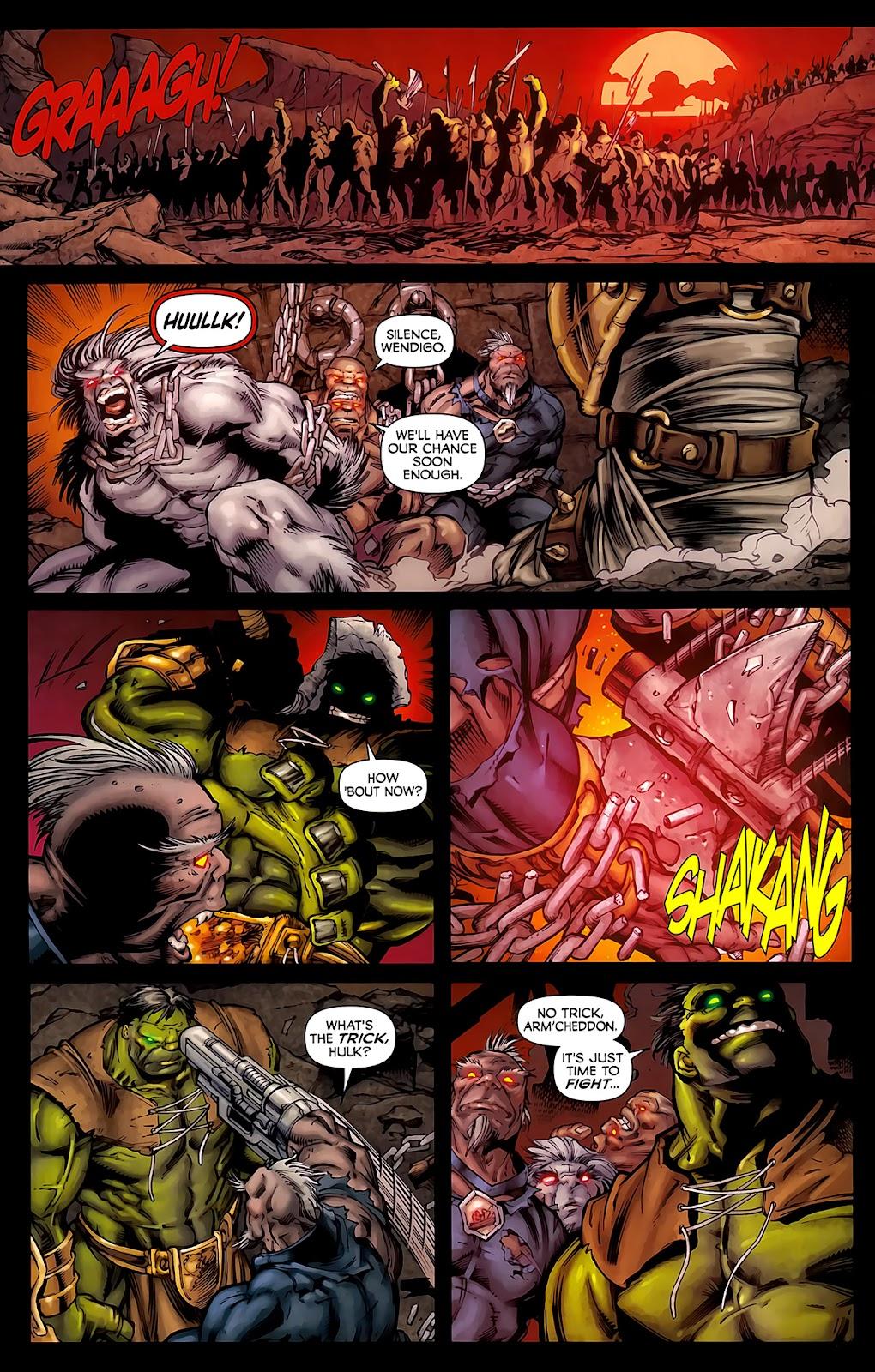 Incredible Hulks (2010) Issue #634 #24 - English 11