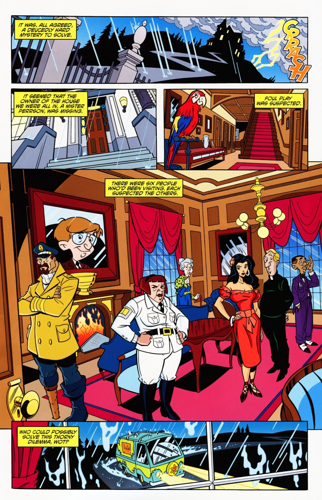 Read online Scooby-Doo: Where Are You? comic -  Issue #11 - 17