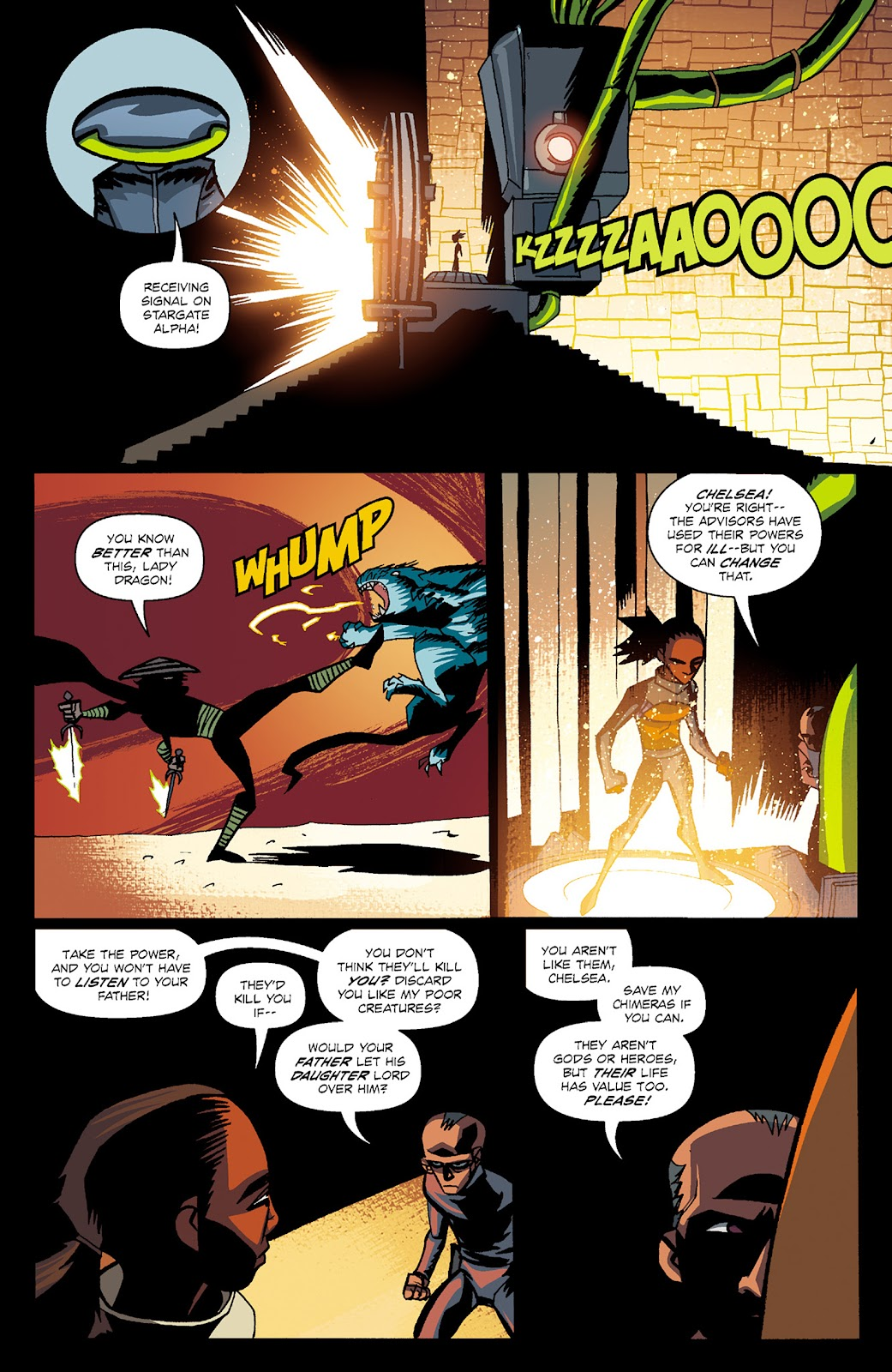 The Victories (2013) Issue #14 Page 6