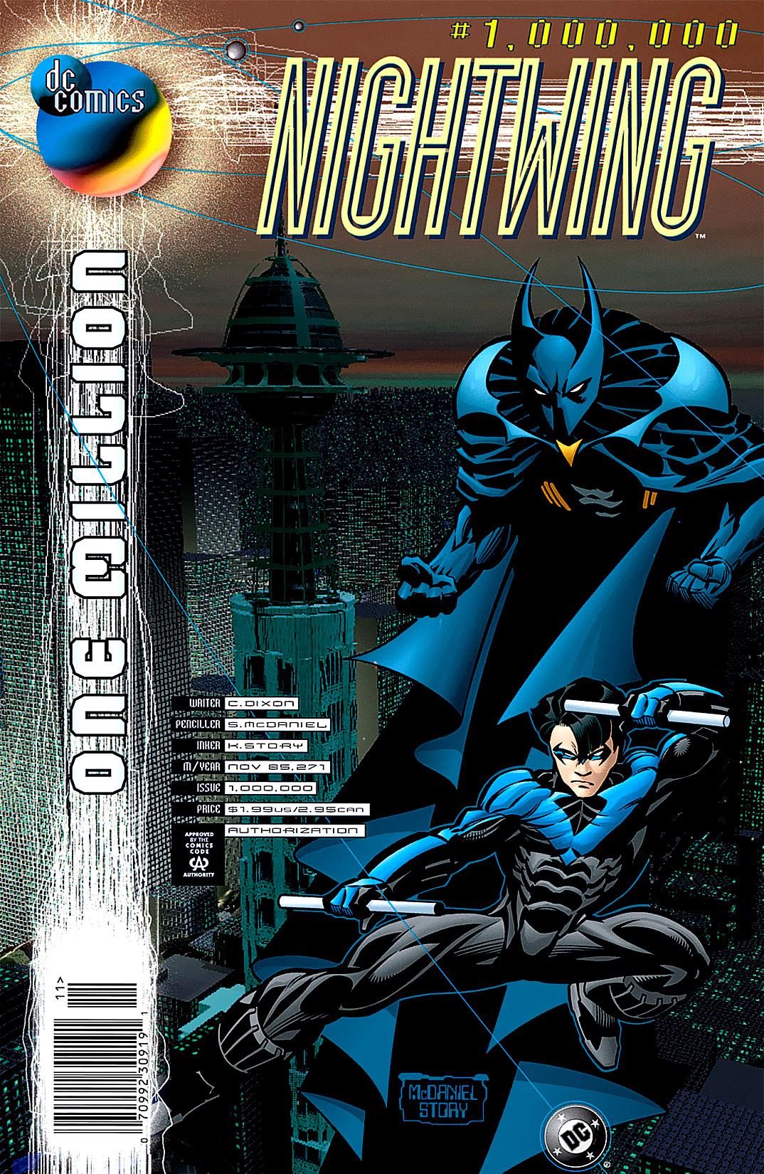Nightwing (1996) chap 1000000 pic 1