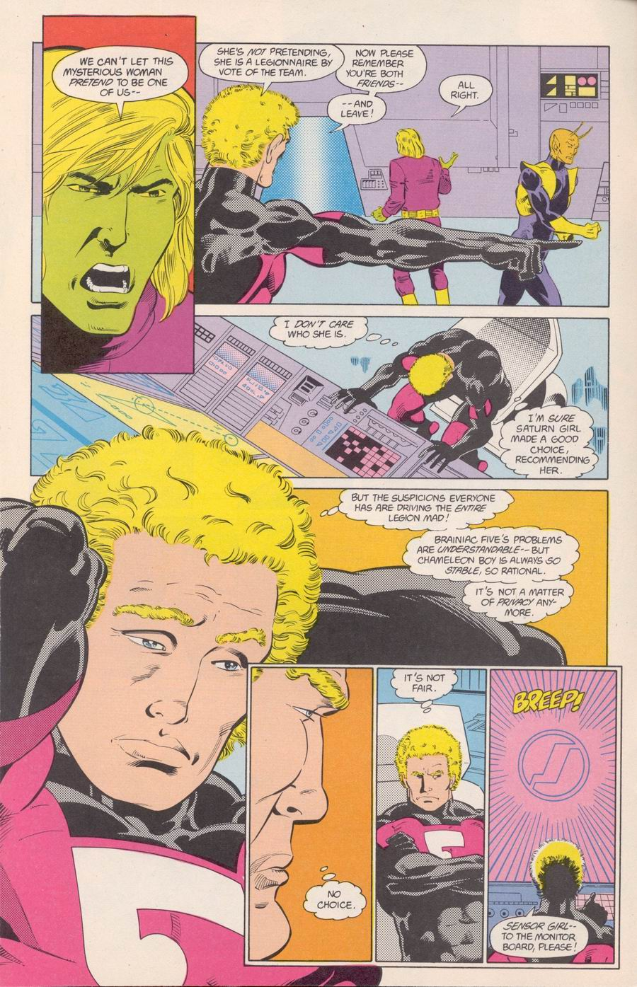Tales of the Legion Issue #349 #36 - English 9
