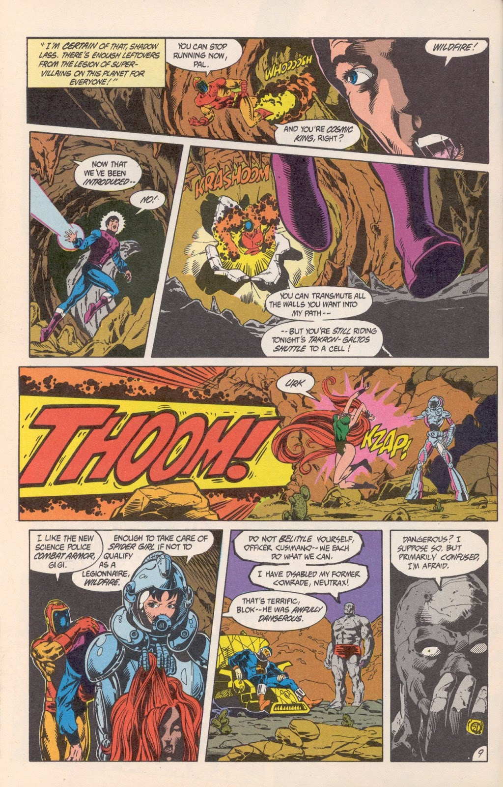 Tales of the Legion Issue #333 #20 - English 10