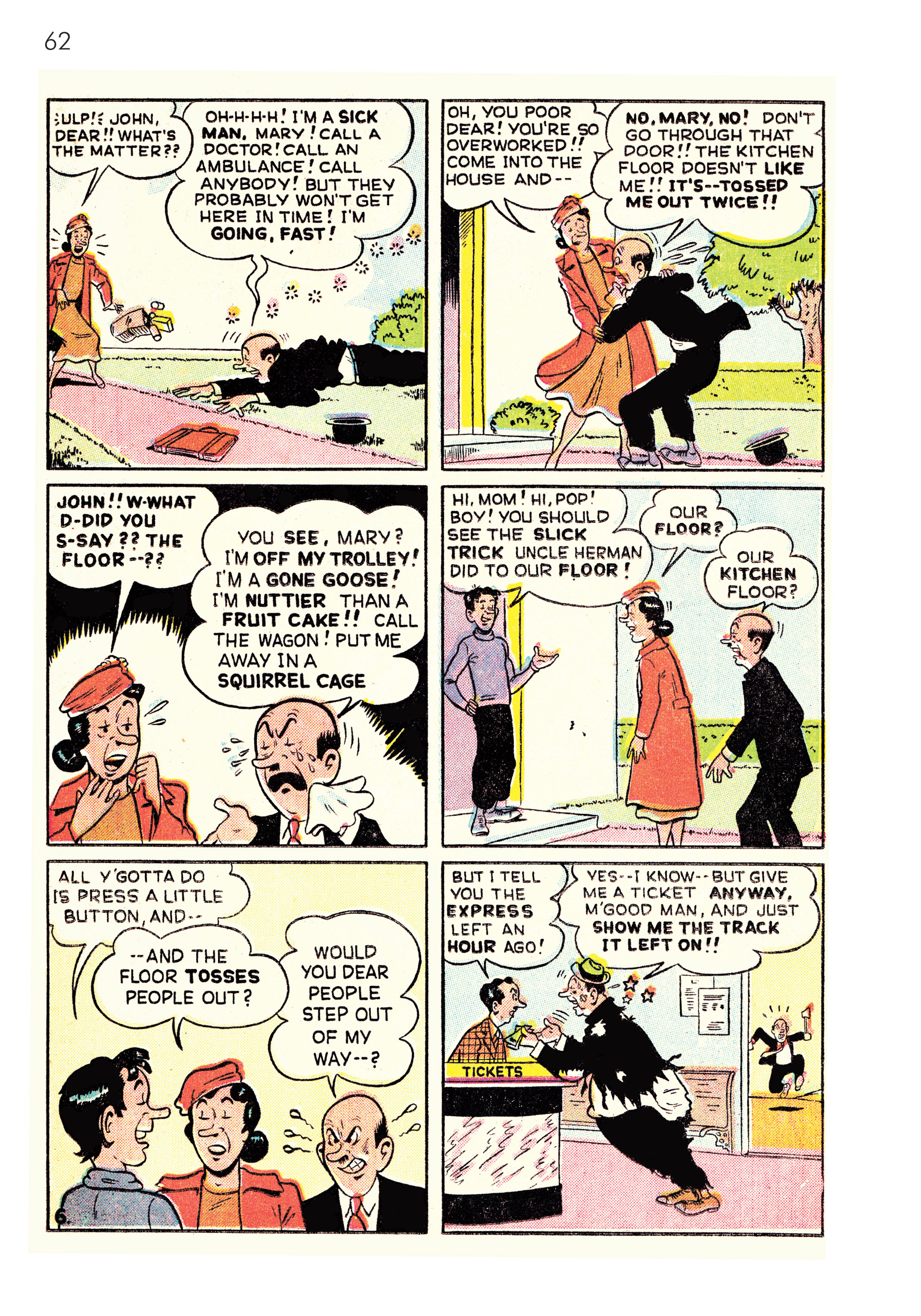 Read online The Best of Archie Comics comic -  Issue # TPB 4 (Part 1) - 63