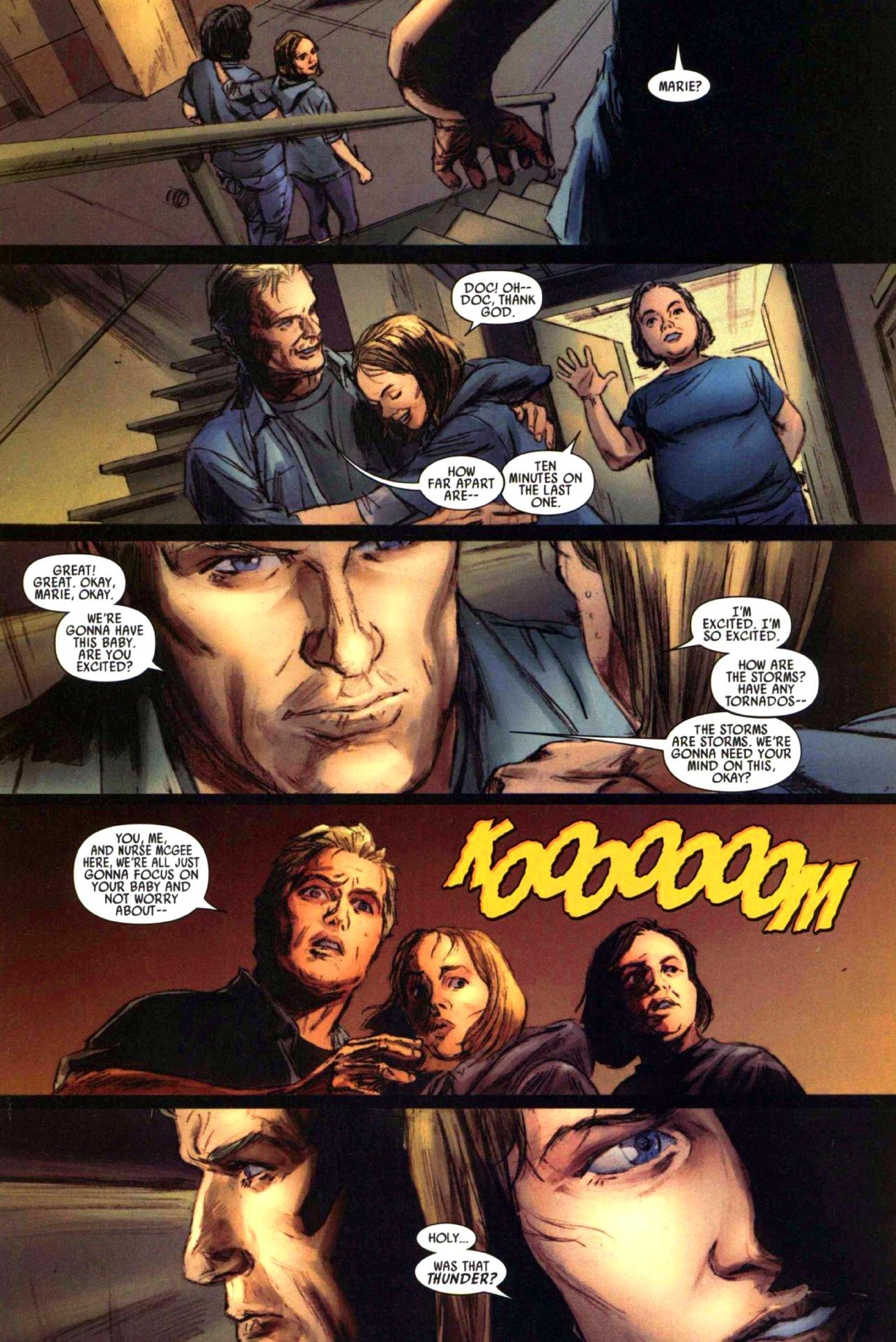 Read online Secret Invasion: Thor comic -  Issue #1 - 21