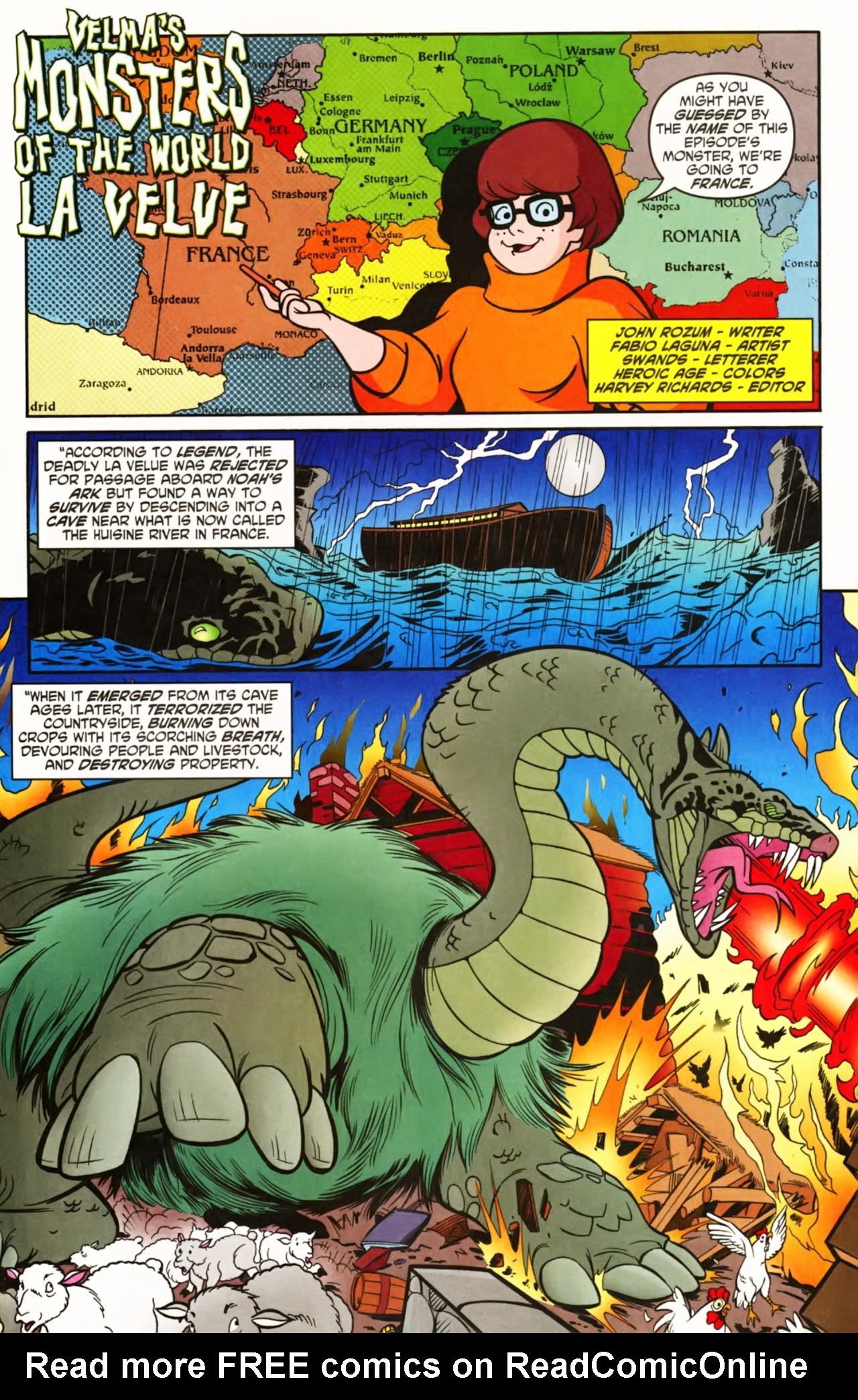 Read online Scooby-Doo (1997) comic -  Issue #145 - 14