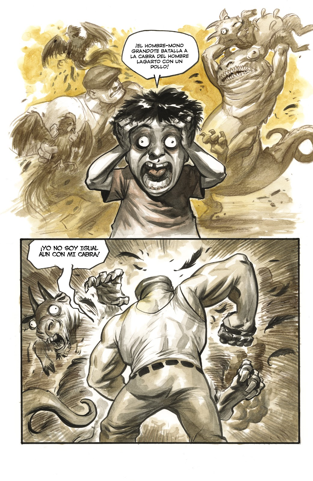 The Goon (2003) Issue #44 #44 - English 23