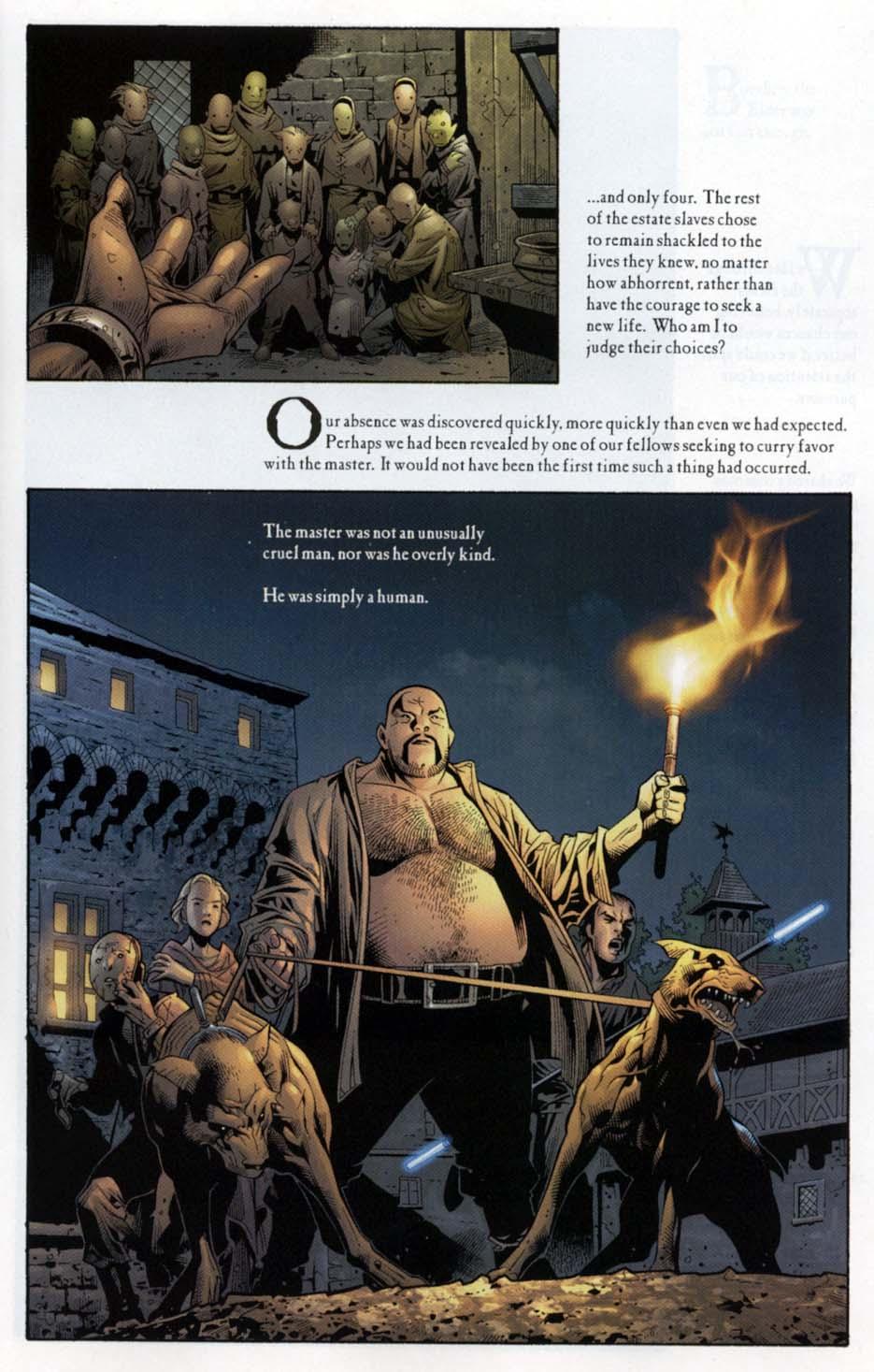 Read online Scion comic -  Issue #26 - 5