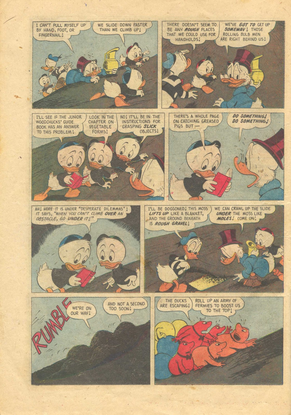 Uncle Scrooge (1953) Issue #13 #13 - English 22