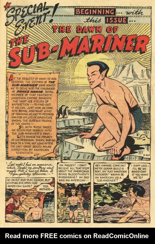 Sub-Mariner Comics #35 #35 - English 12