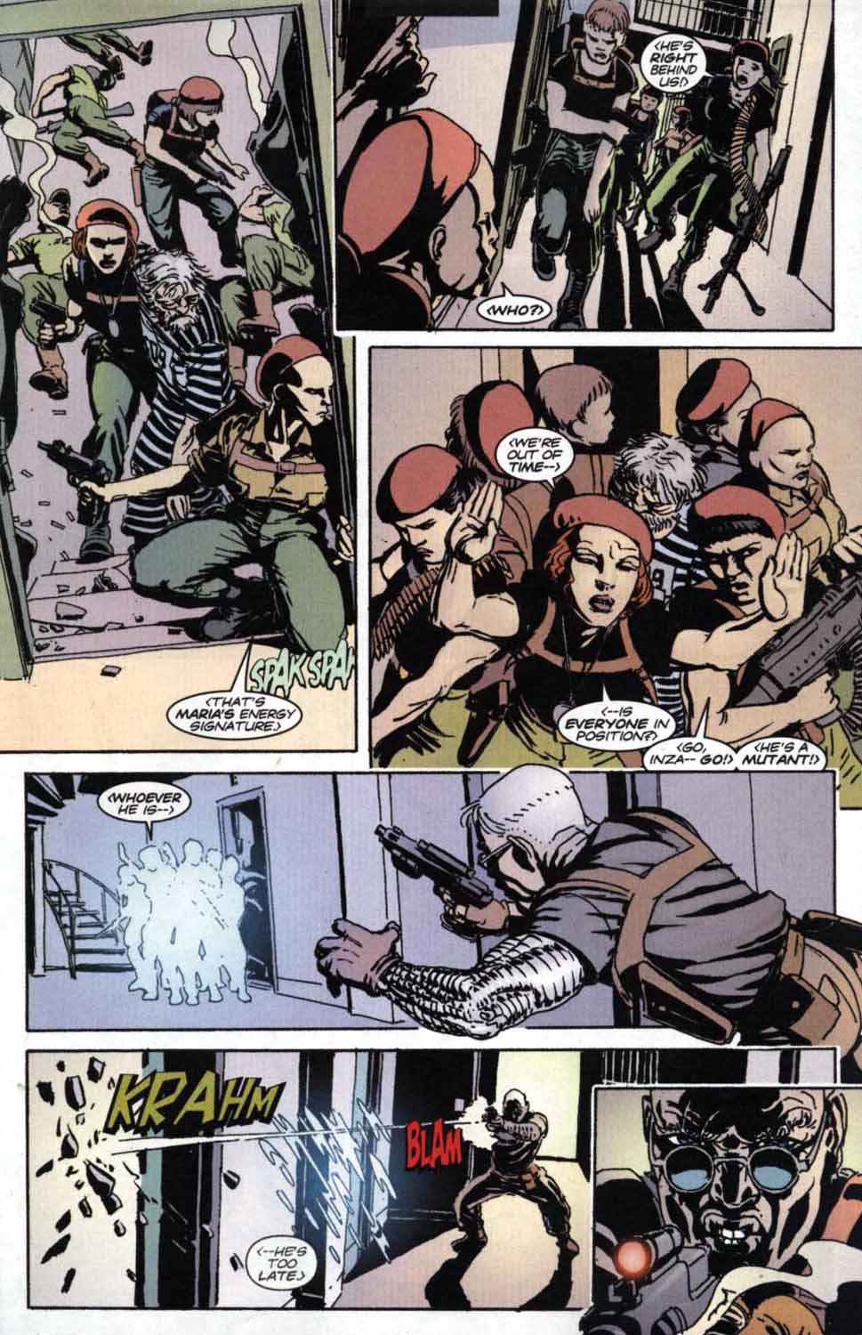 Cable (1993) 97 Page 13