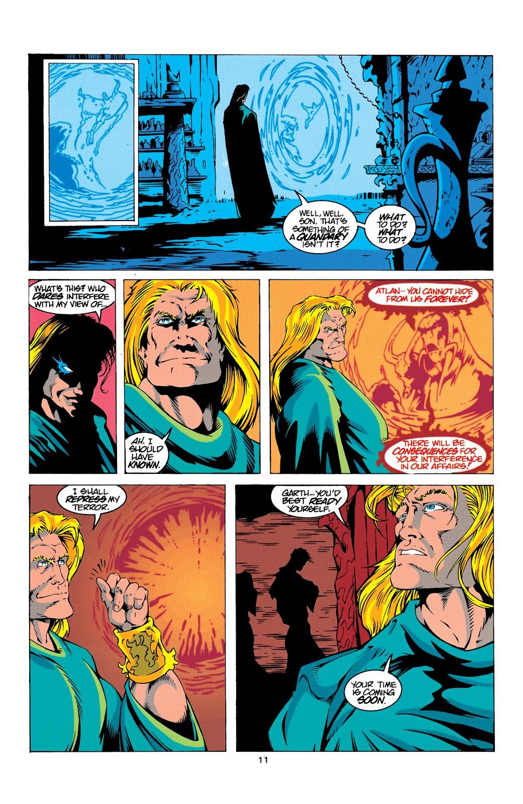 Aquaman (1994) Issue #18 #24 - English 11