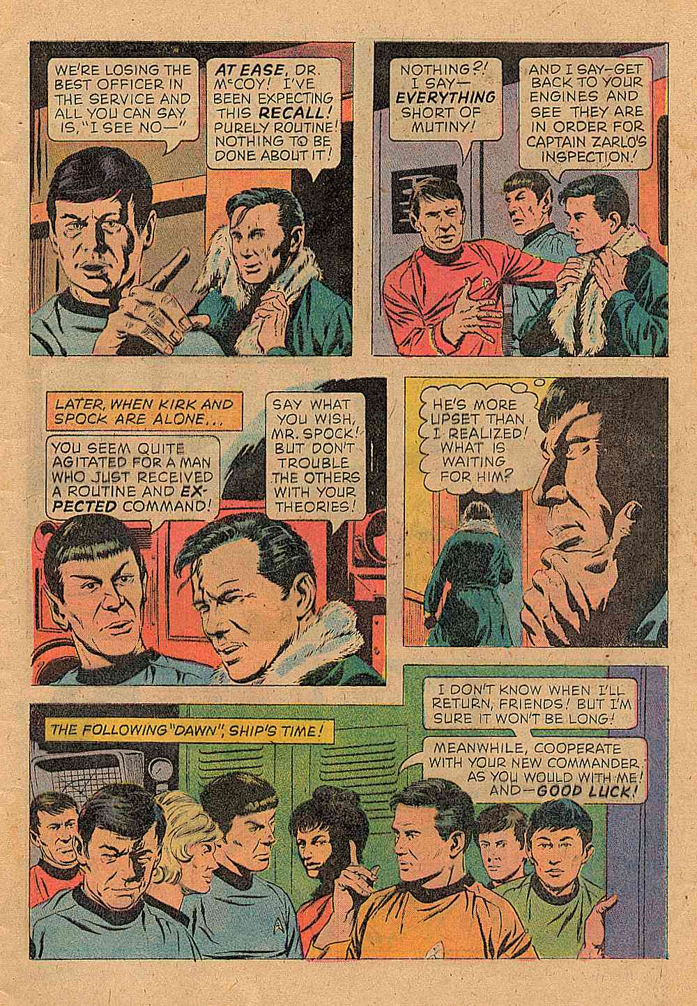 Star Trek (1967) Issue #38 #38 - English 4