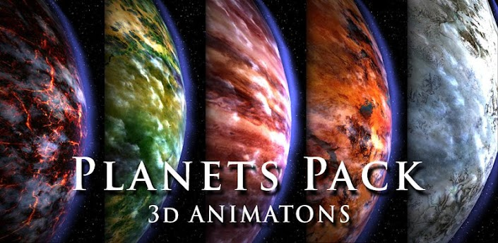 Planets Pack [Full] [Apk] [MG]