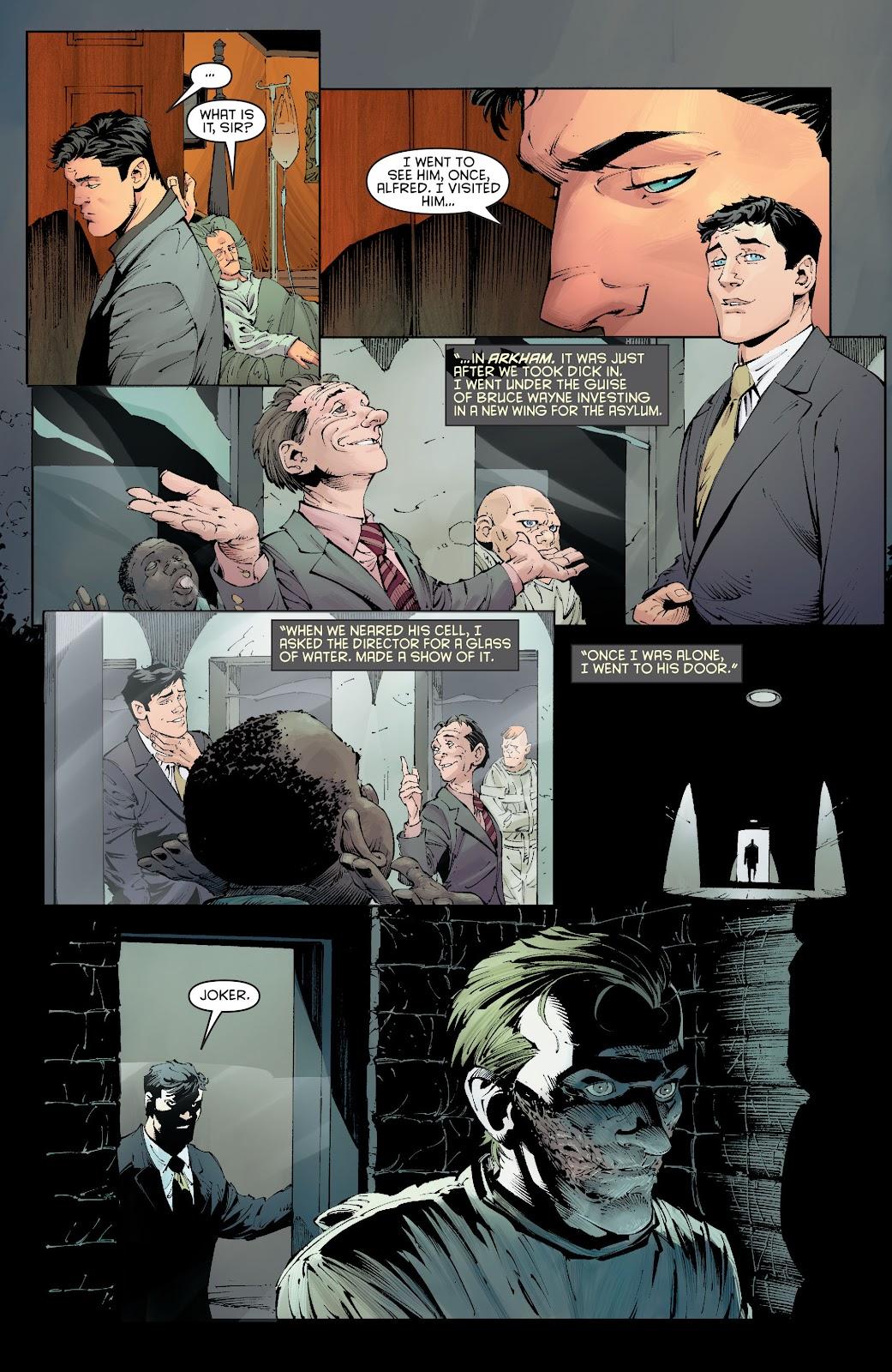 Batman (2011) Issue #17 #32 - English 26