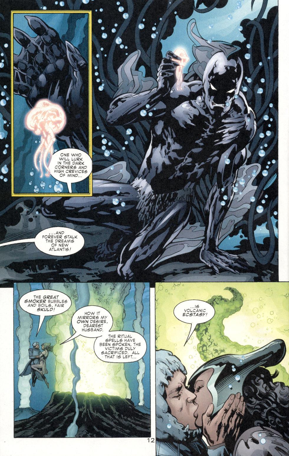 Aquaman (2003) Issue #7 #7 - English 14