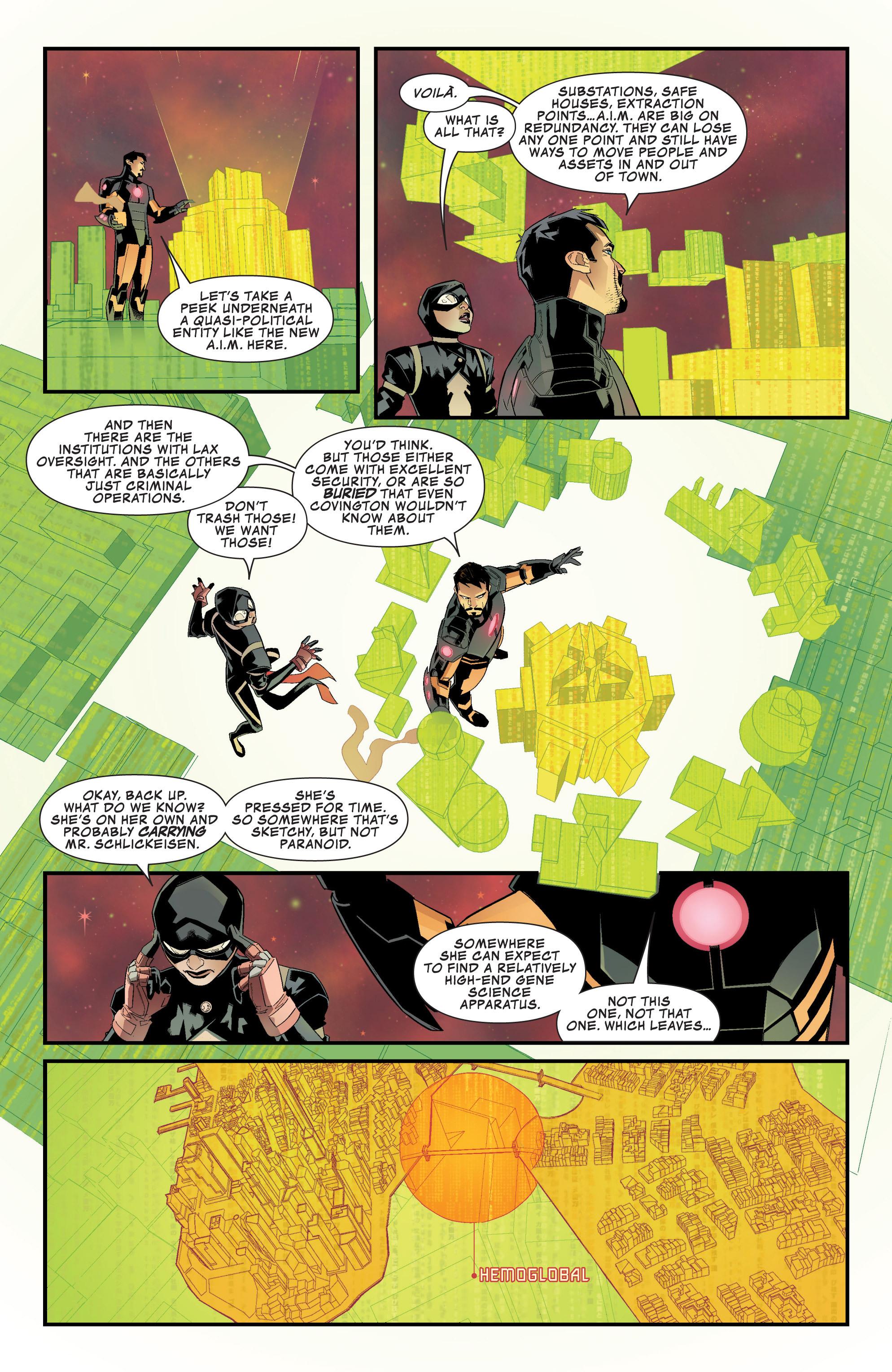 Read online Avengers Assemble (2012) comic -  Issue #24 - 7
