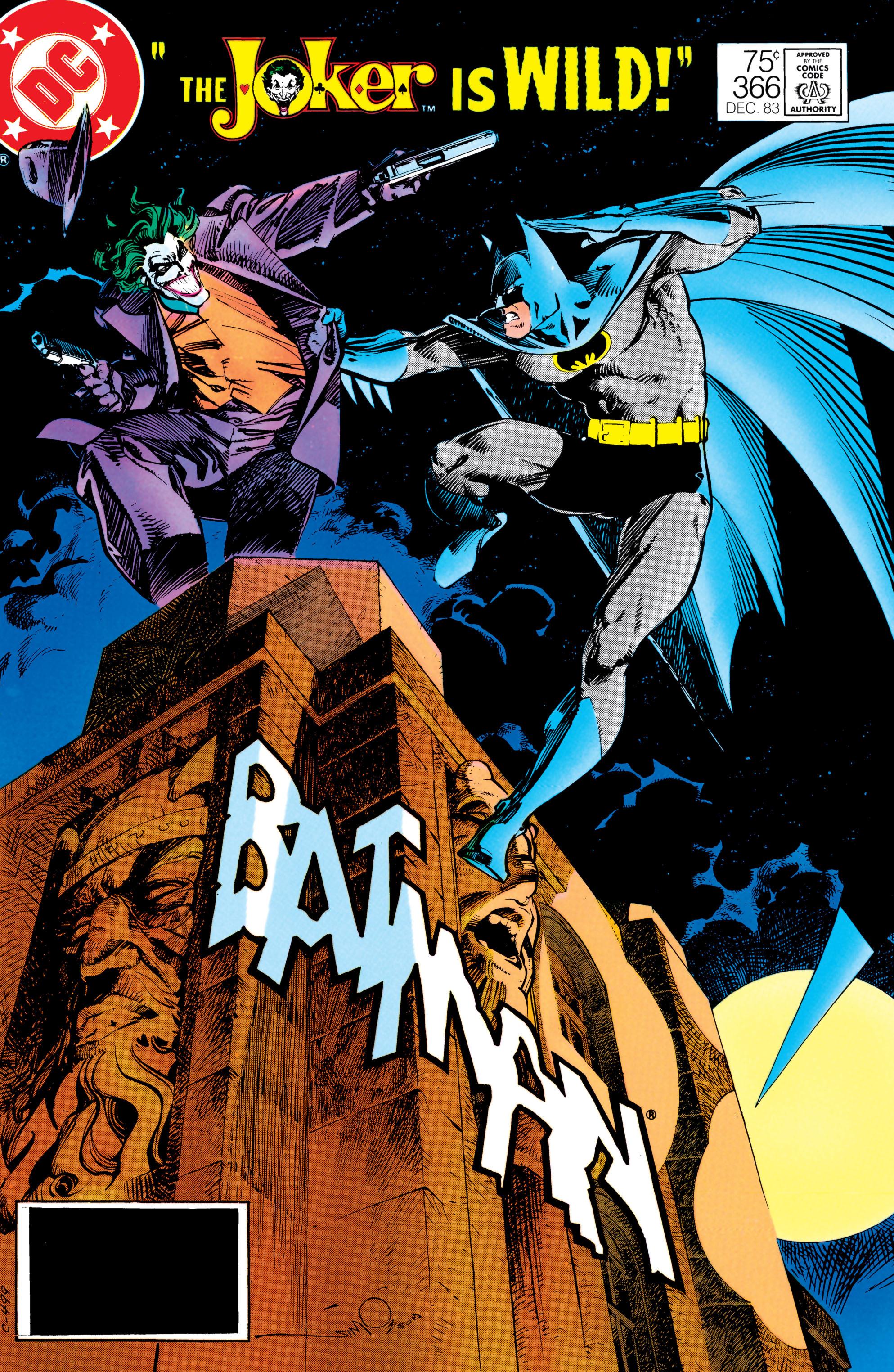 Batman (1940) 366 Page 1