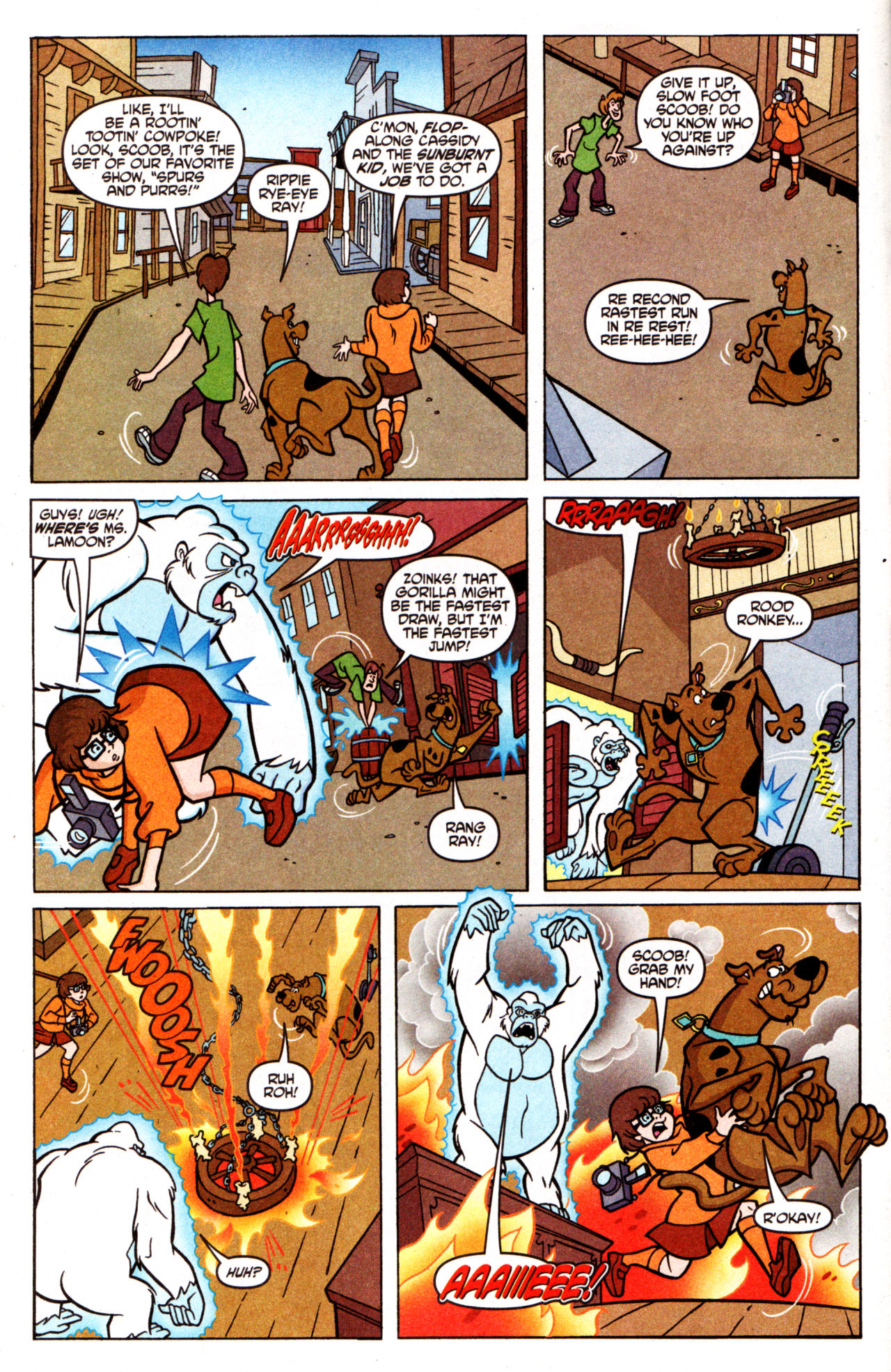 Read online Scooby-Doo (1997) comic -  Issue #120 - 6