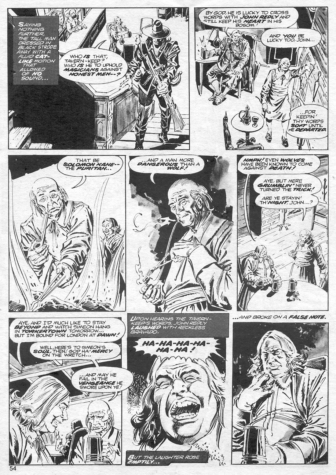 The Savage Sword Of Conan Issue #13 #14 - English 52