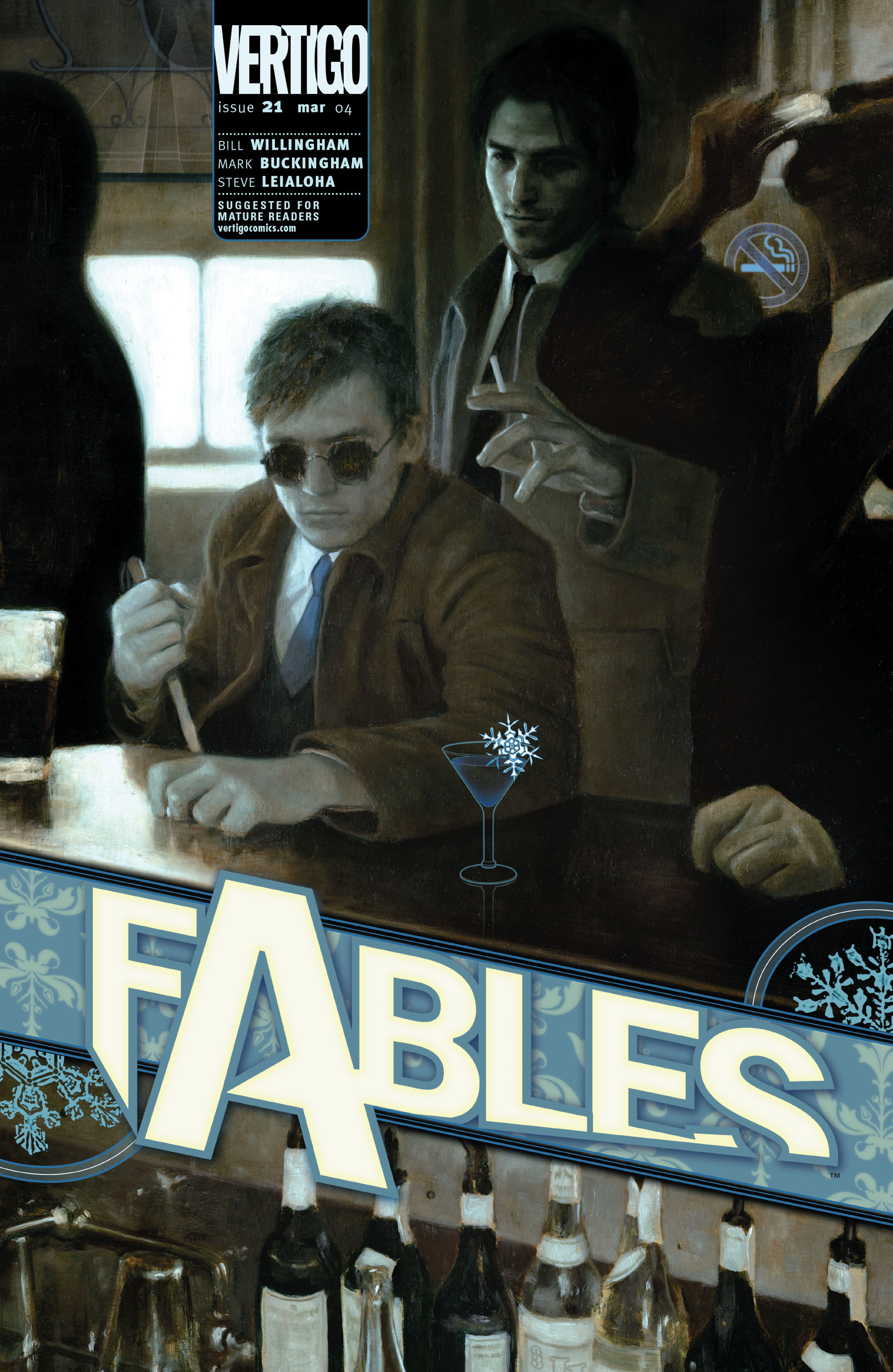 Fables 21 Page 1