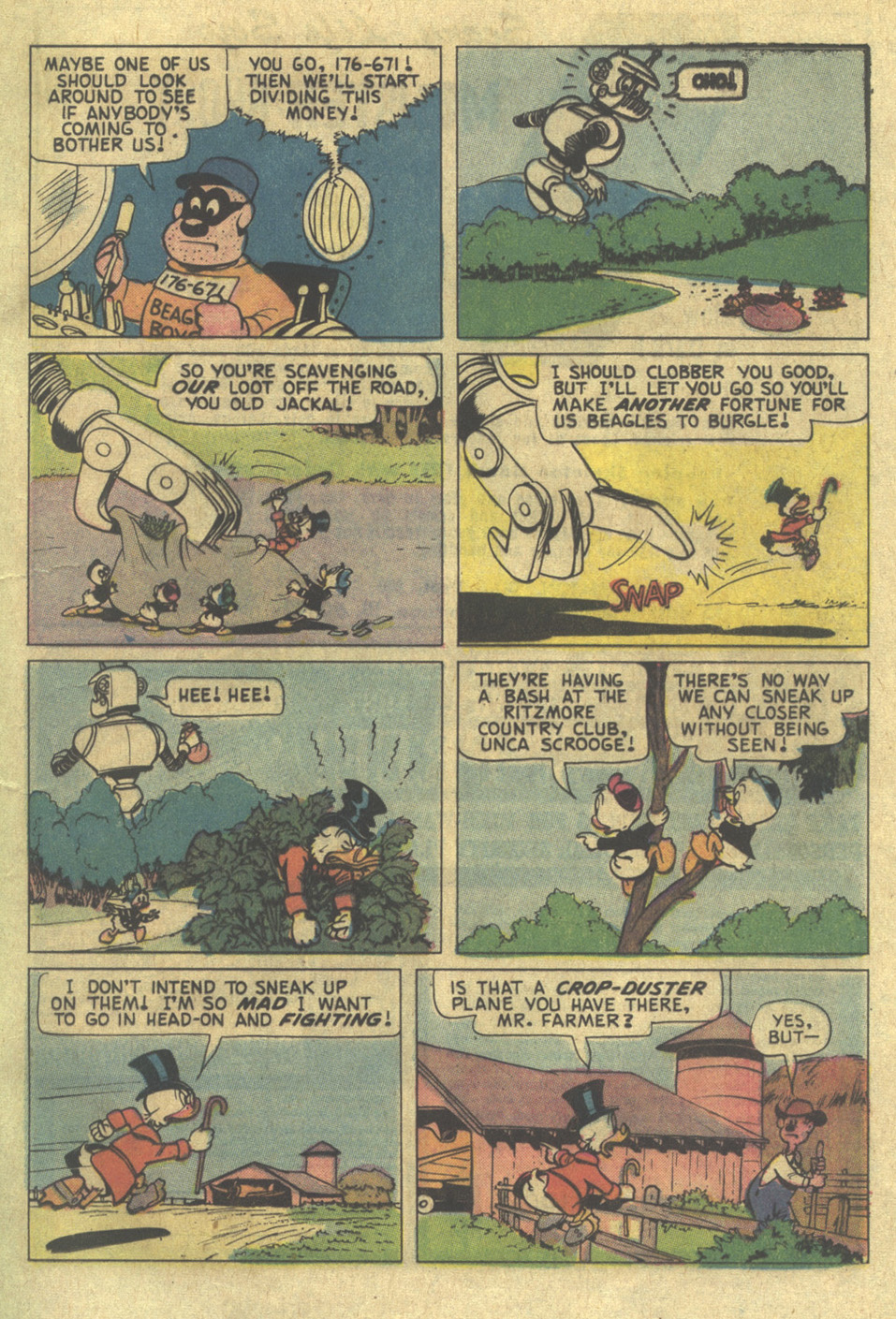 Uncle Scrooge (1953) Issue #115 #115 - English 17