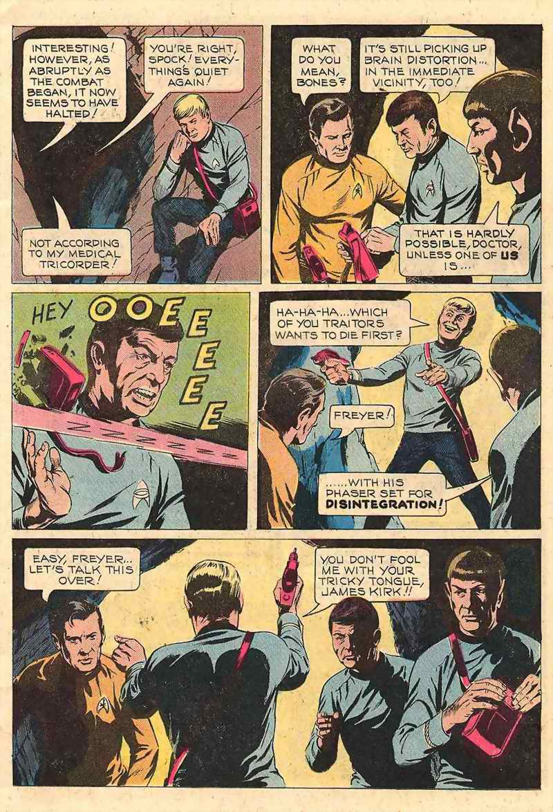 Star Trek (1967) #58 #58 - English 9
