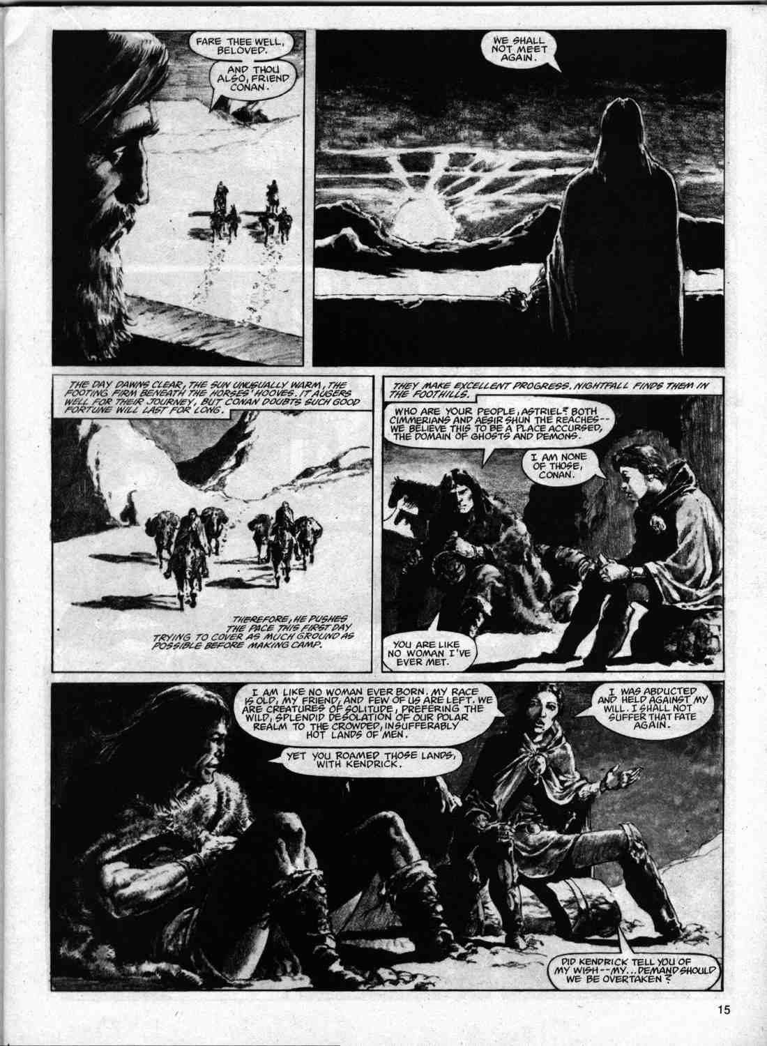 The Savage Sword Of Conan Issue #74 #75 - English 14