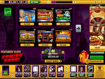 Jackpot party slots app cheats