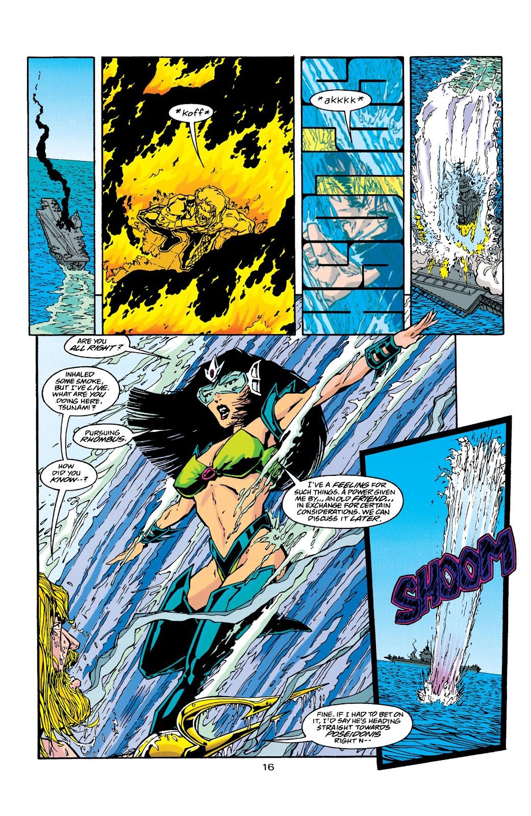 Aquaman (1994) Issue #39 #45 - English 16