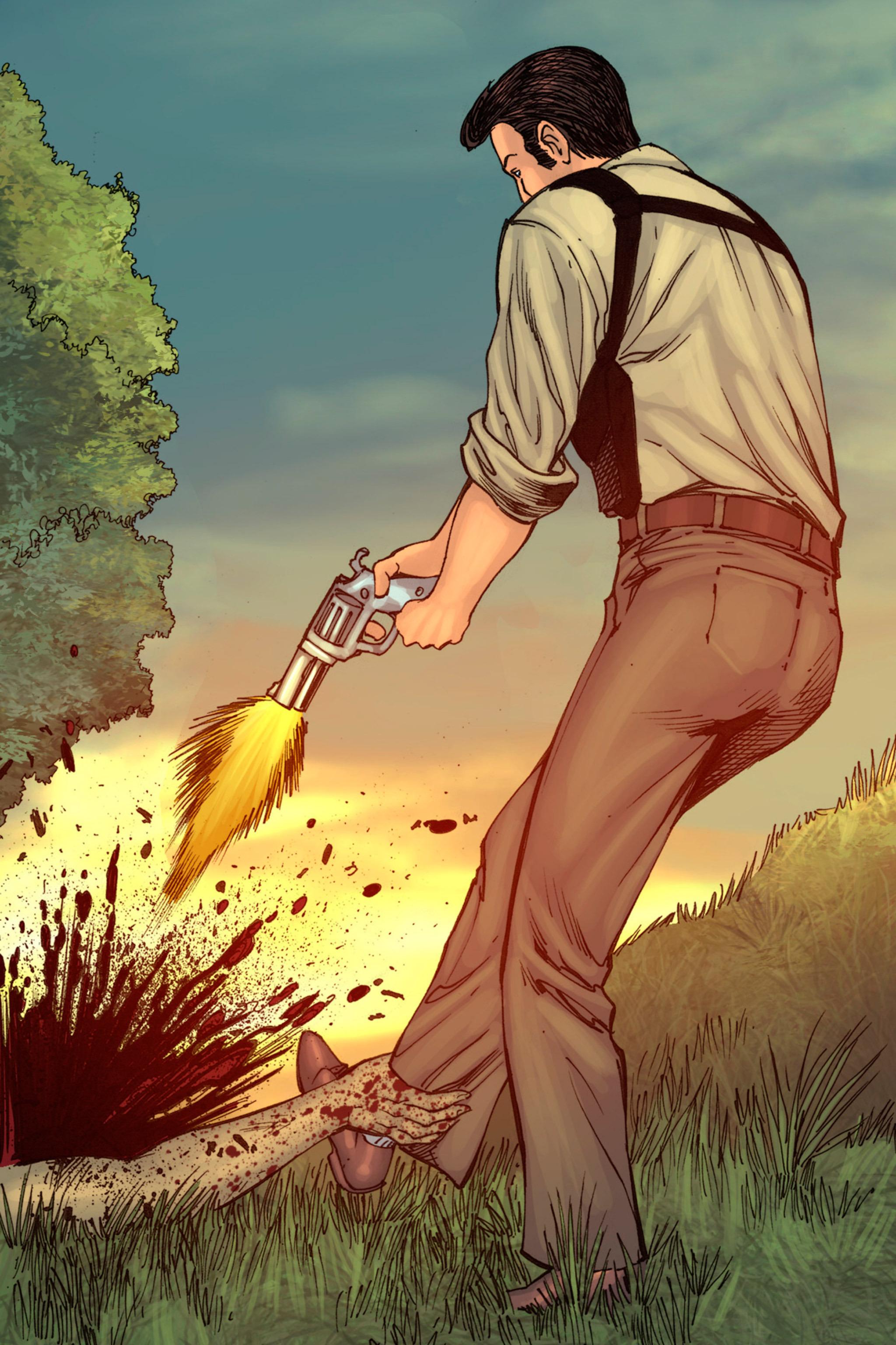Read online Z-Men comic -  Issue #1 - 165