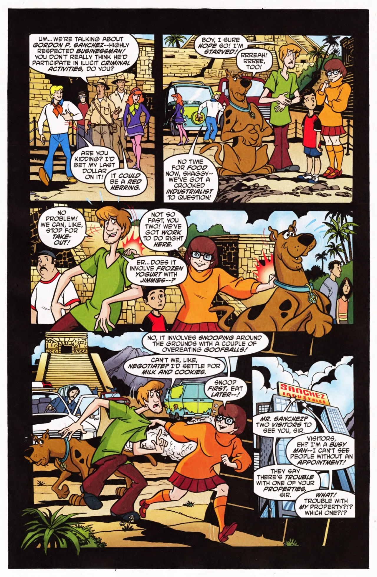 Read online Scooby-Doo (1997) comic -  Issue #133 - 4