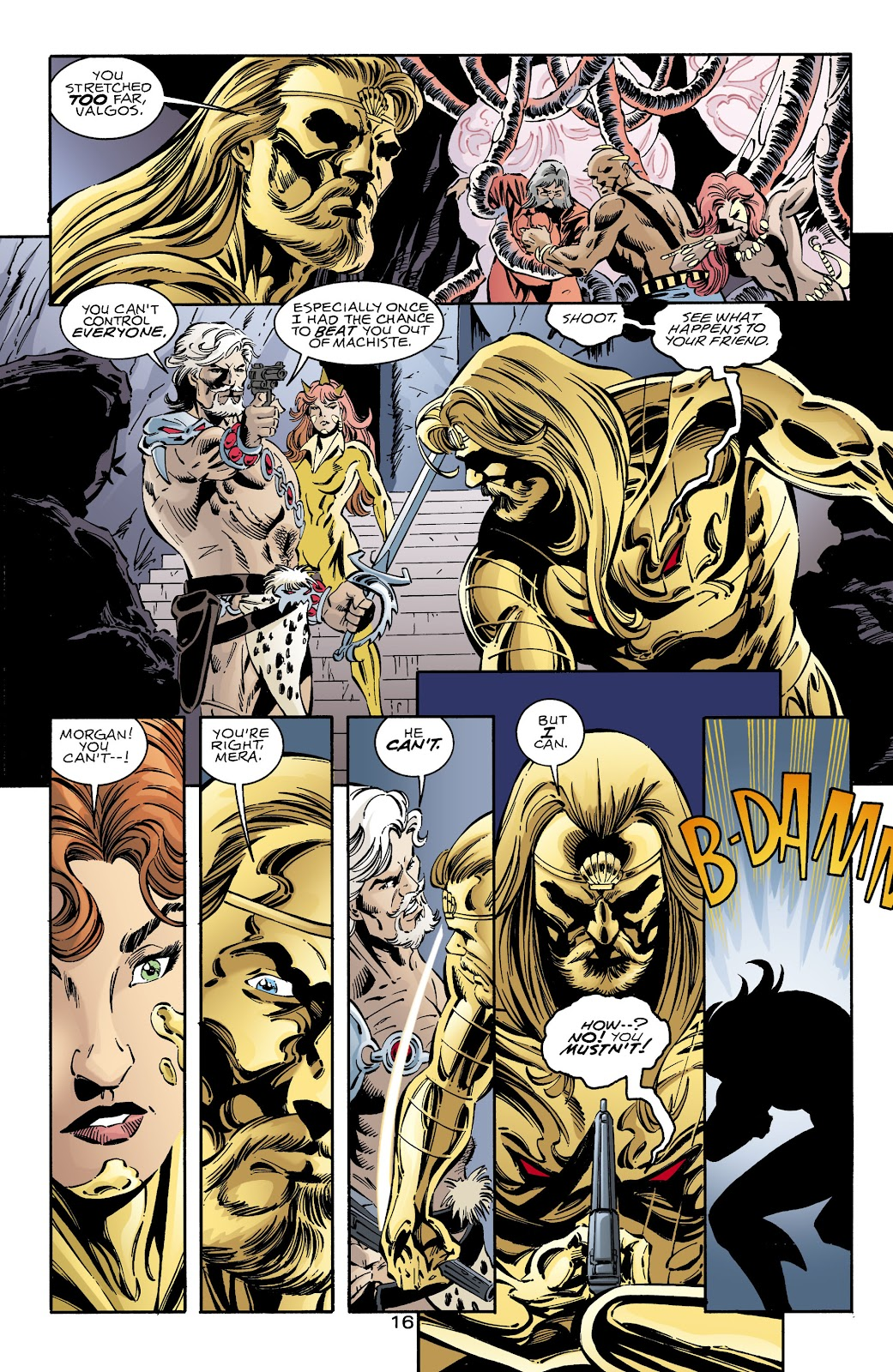 Aquaman (1994) Issue #73 #79 - English 16
