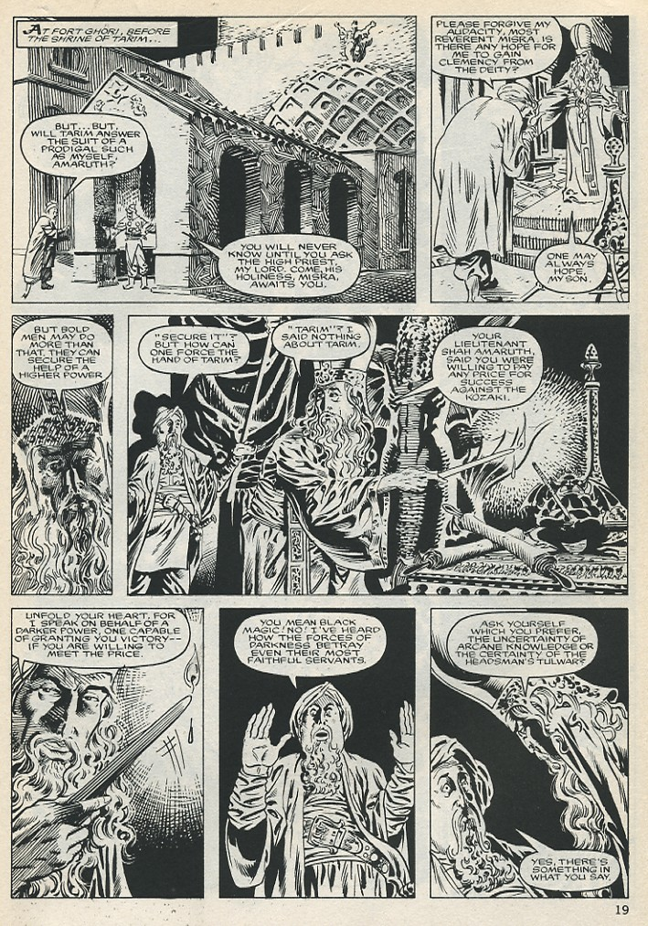 The Savage Sword Of Conan Issue #131 #132 - English 19