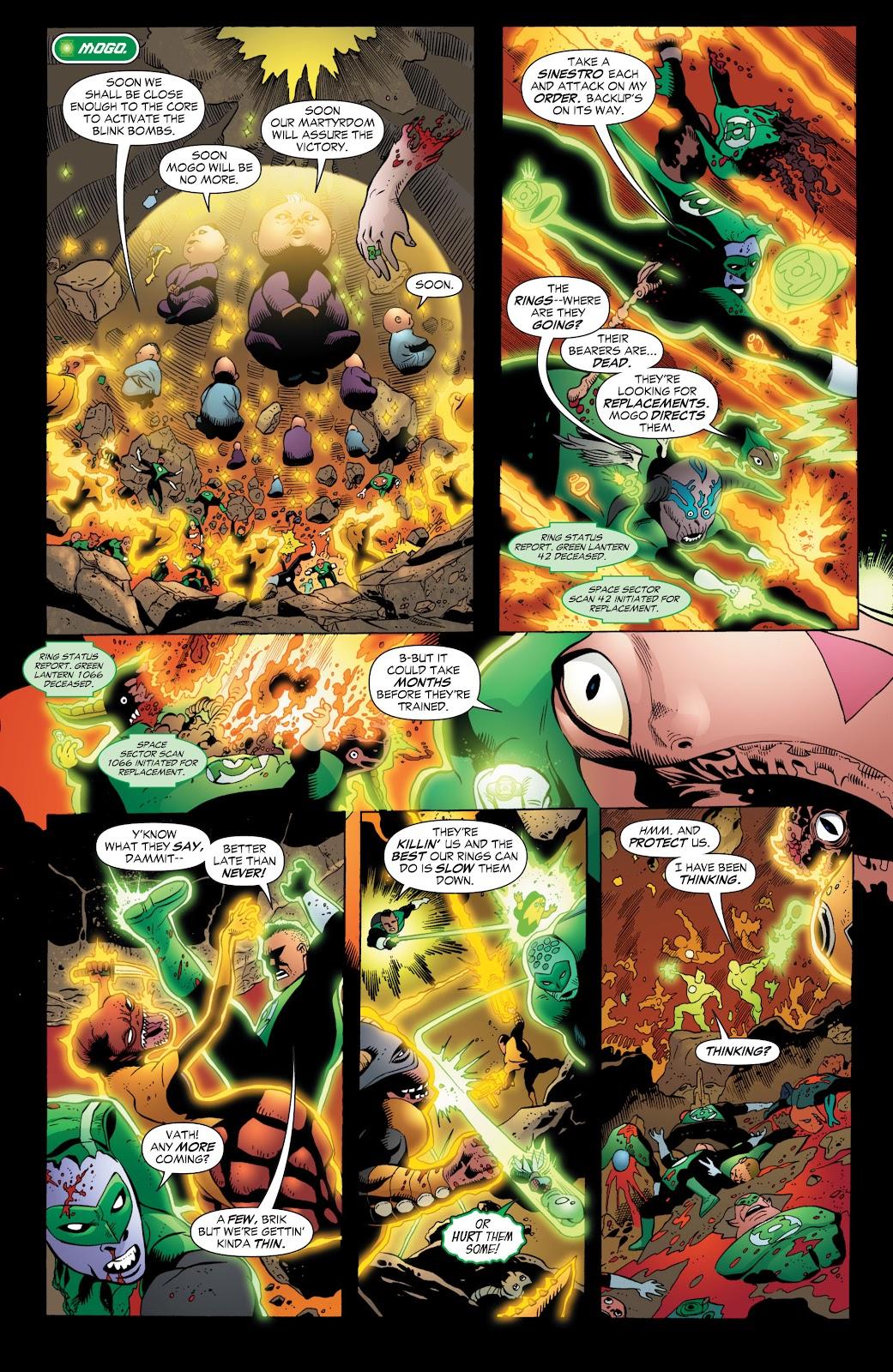 Green Lantern: The Sinestro Corps War Full #1 - English 163
