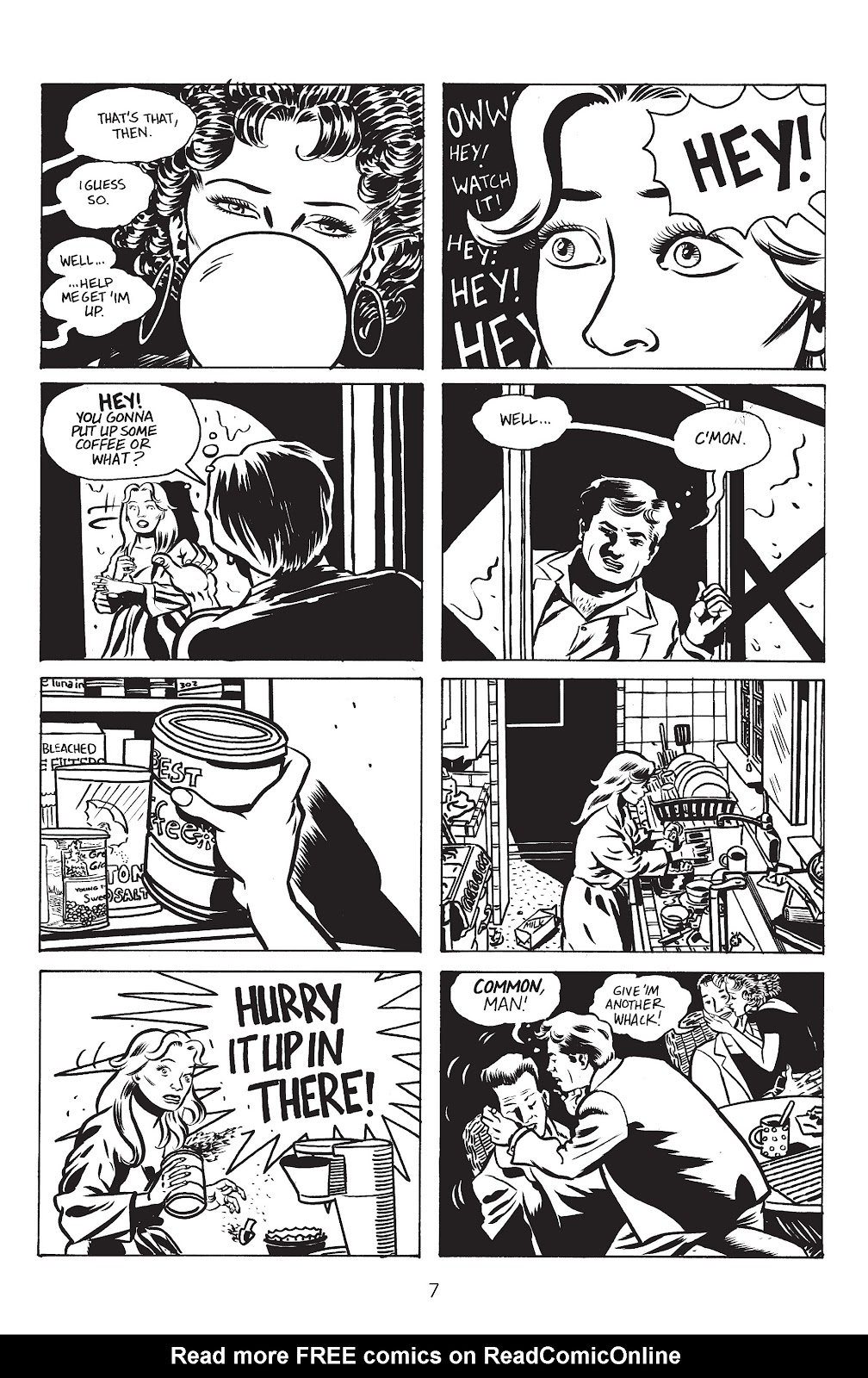 Stray Bullets Issue #17 #17 - English 9