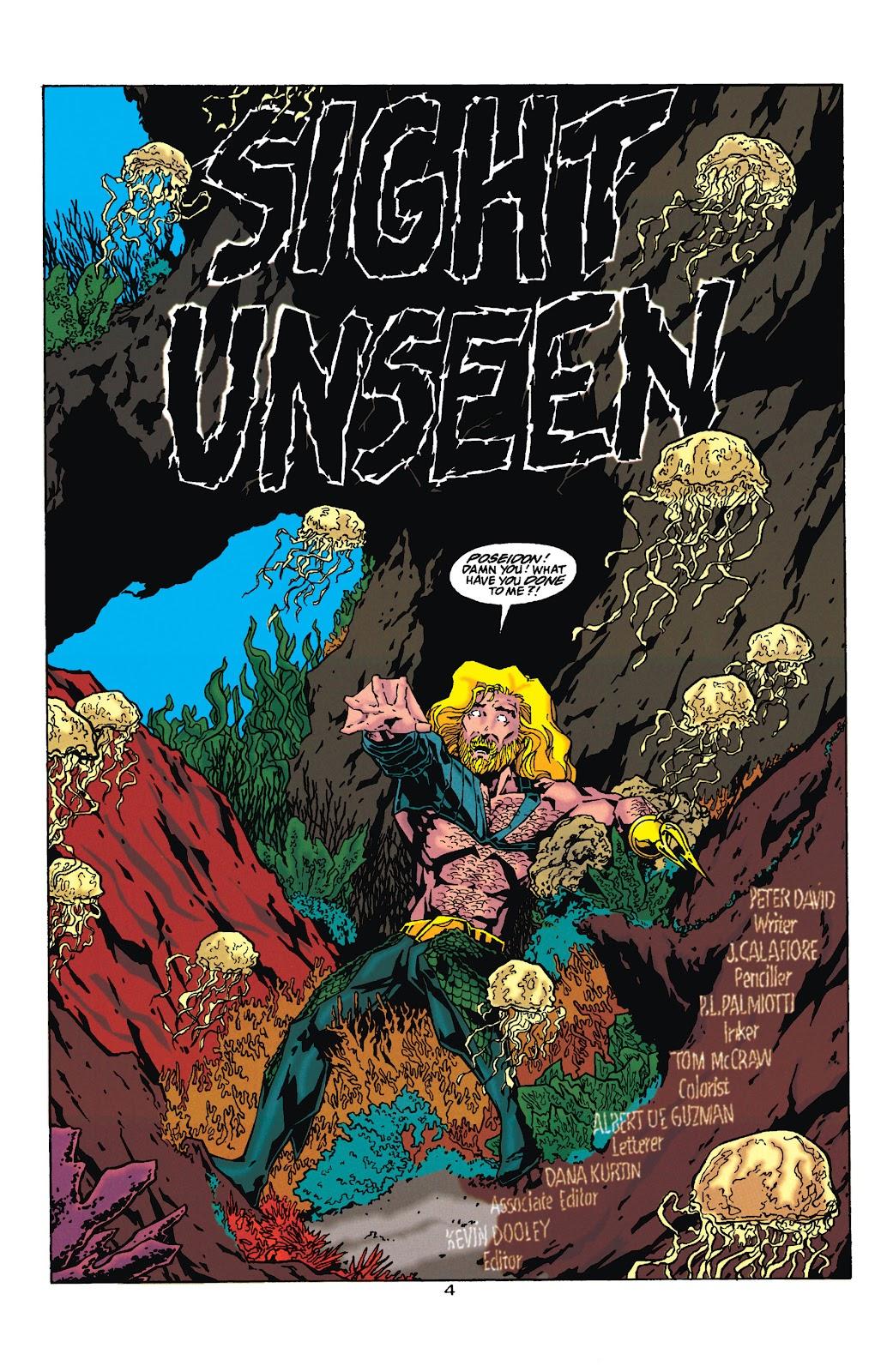 Aquaman (1994) Issue #35 #41 - English 4