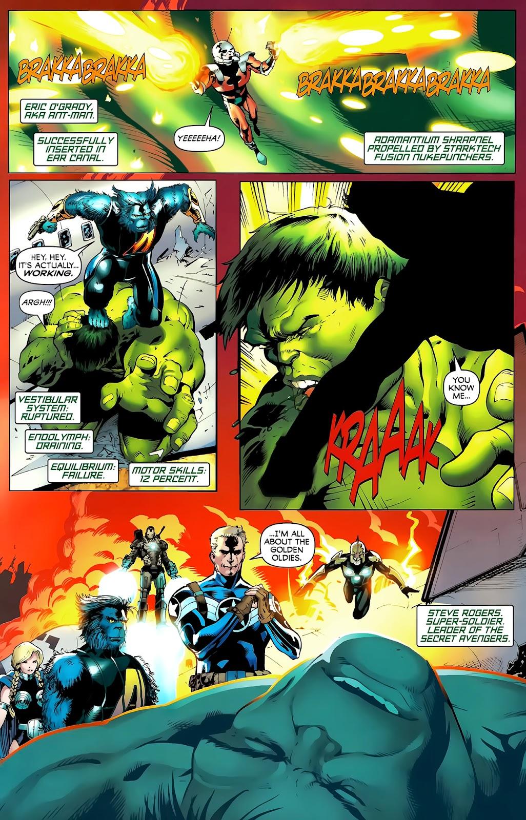 Incredible Hulks (2010) Issue #614 #4 - English 10