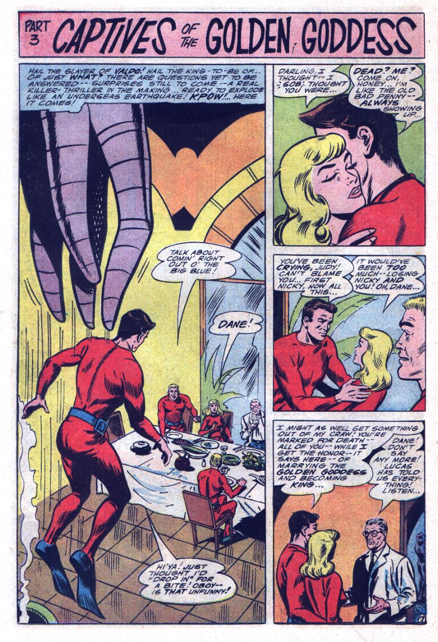 Read online Sea Devils comic -  Issue #29 - 25