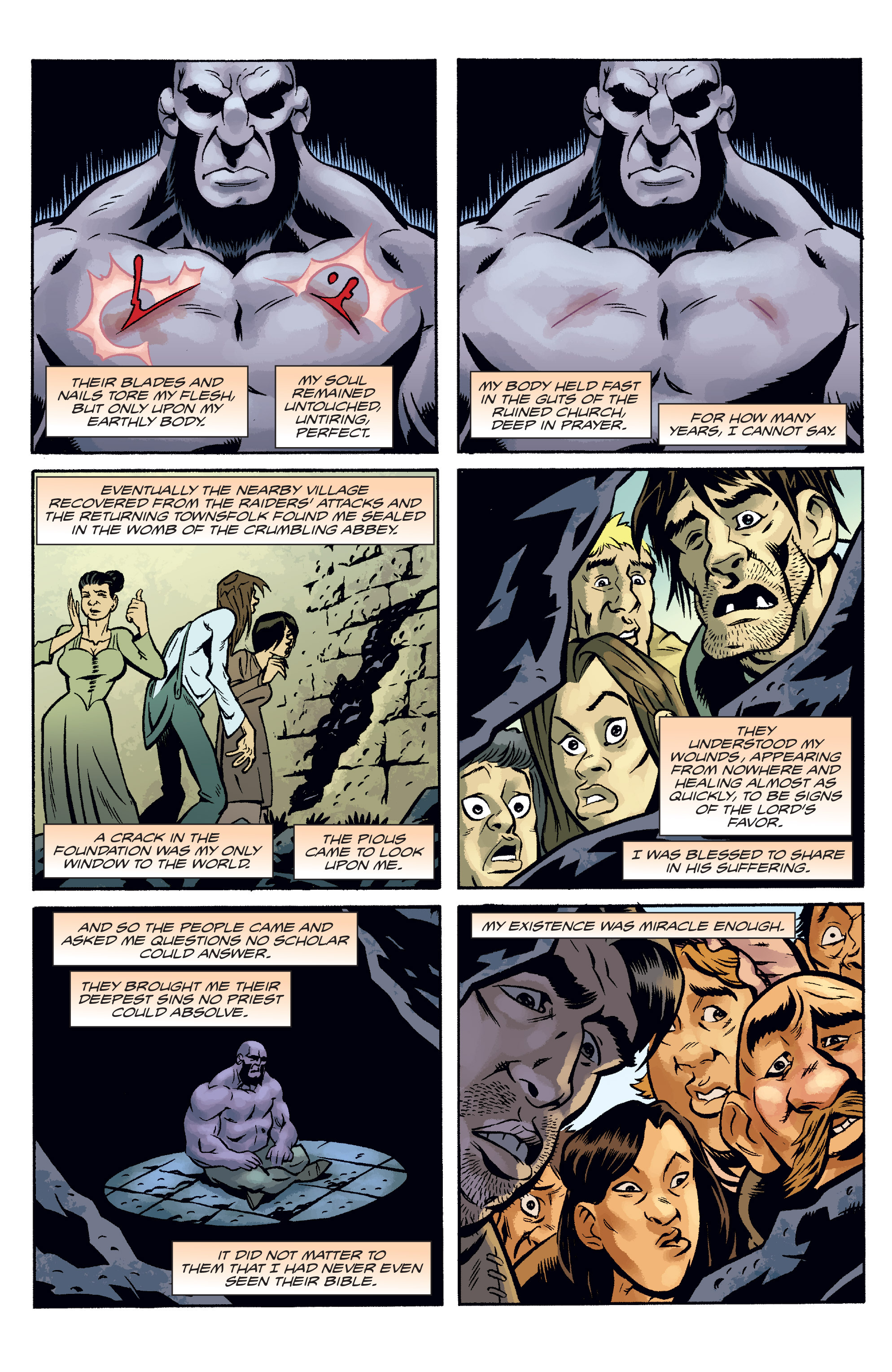 Read online The Anchor comic -  Issue # TPB 2 - 46