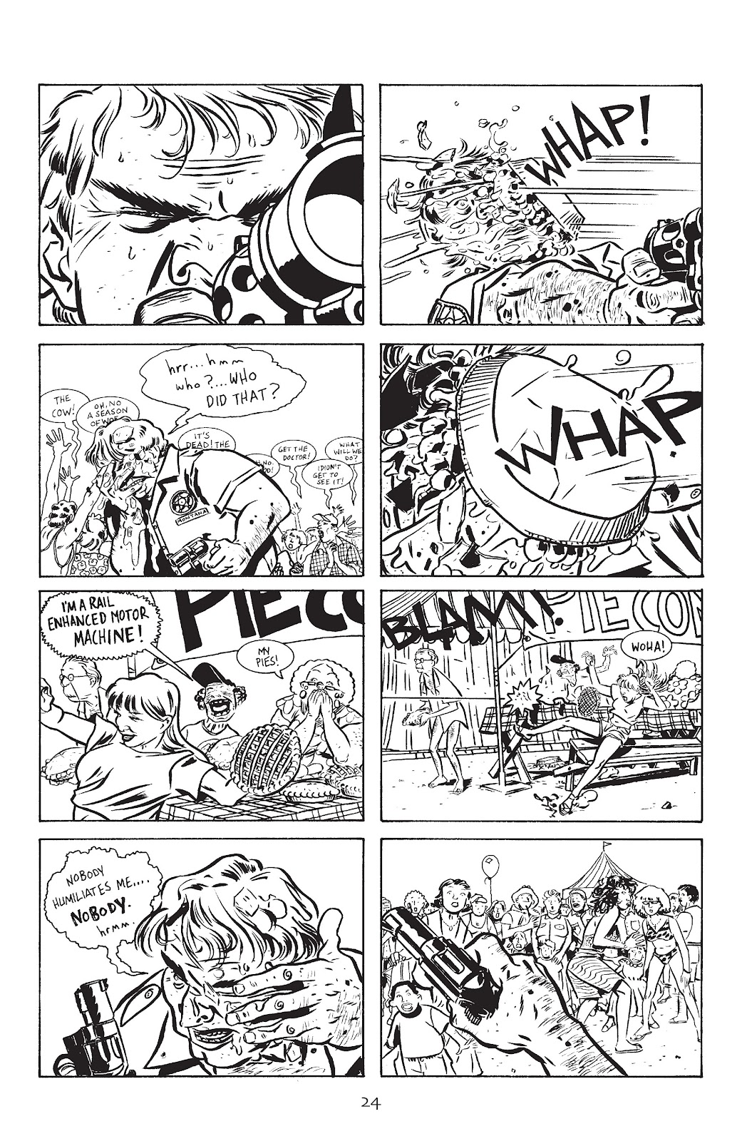 Stray Bullets Issue #12 #12 - English 26