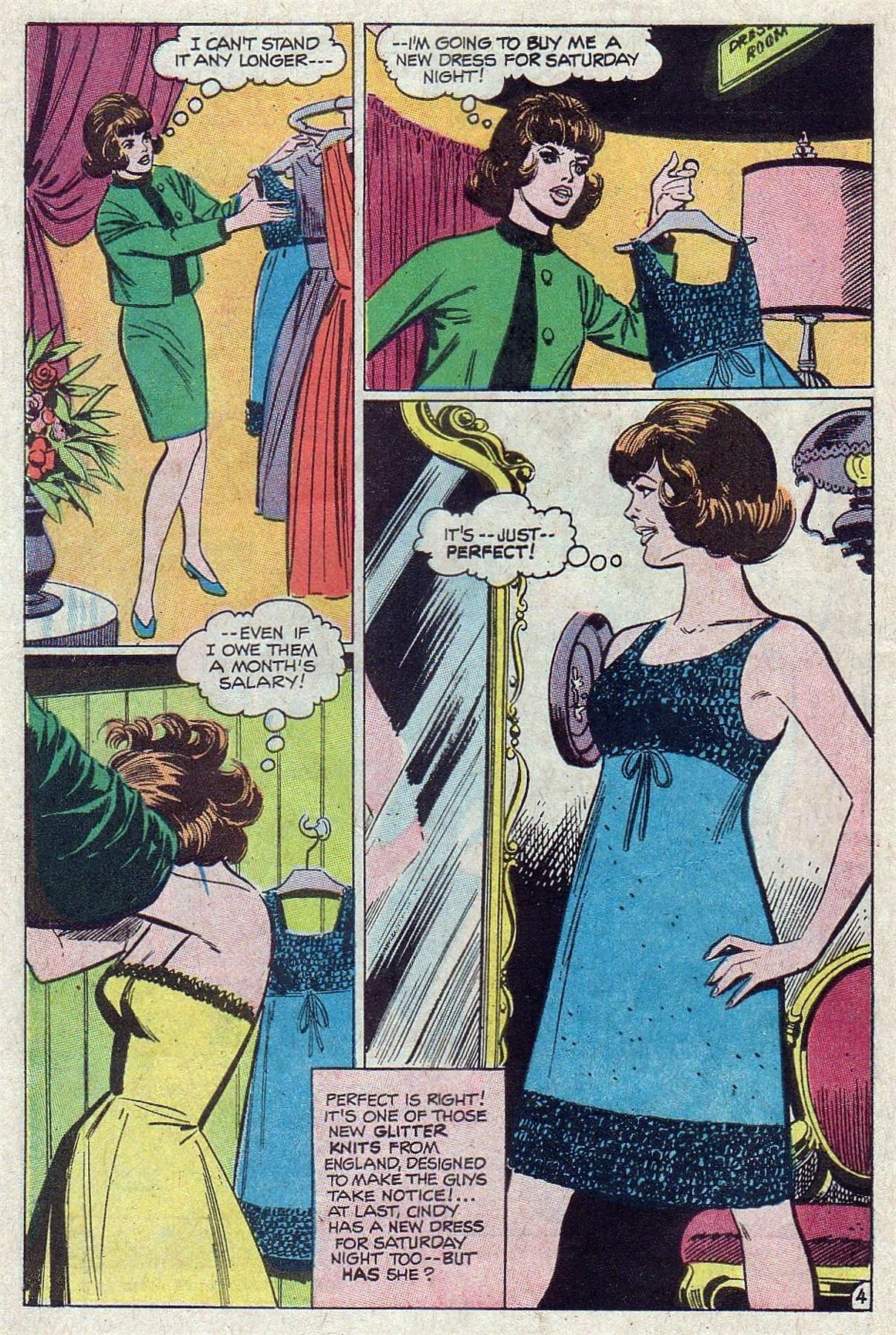 Read online Secret Hearts comic -  Issue #129 - 6