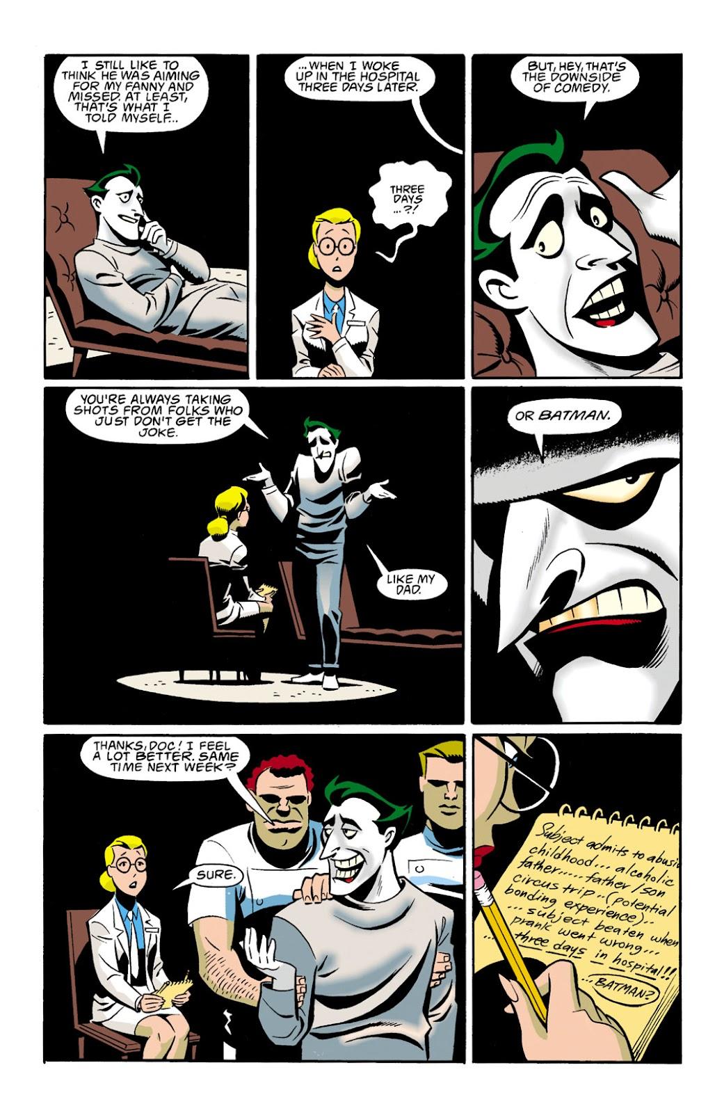 The Batman Adventures: Mad Love Full #1 - English 29