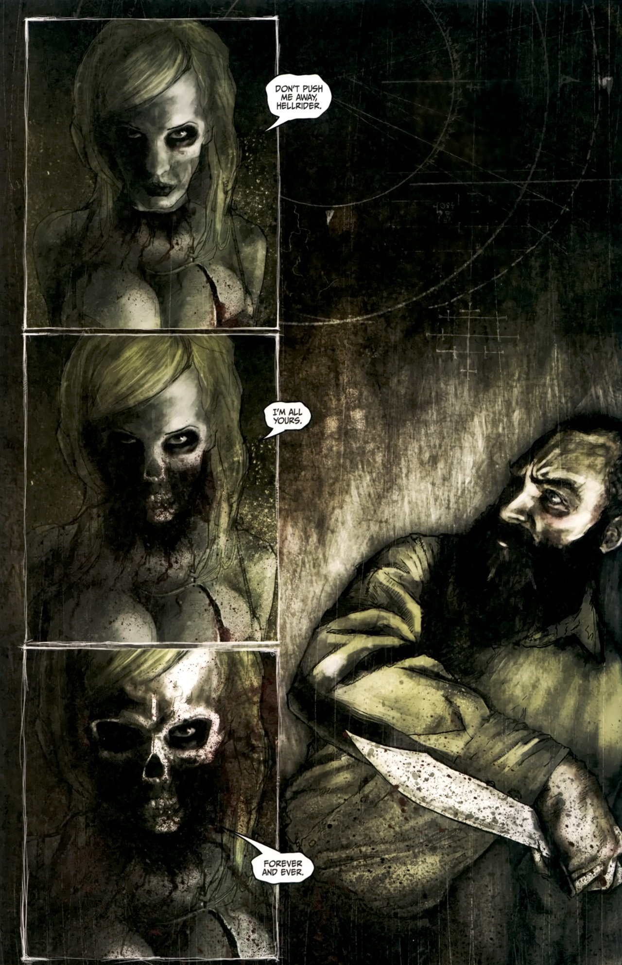 Read online Silent Hill: Past Life comic -  Issue #4 - 8