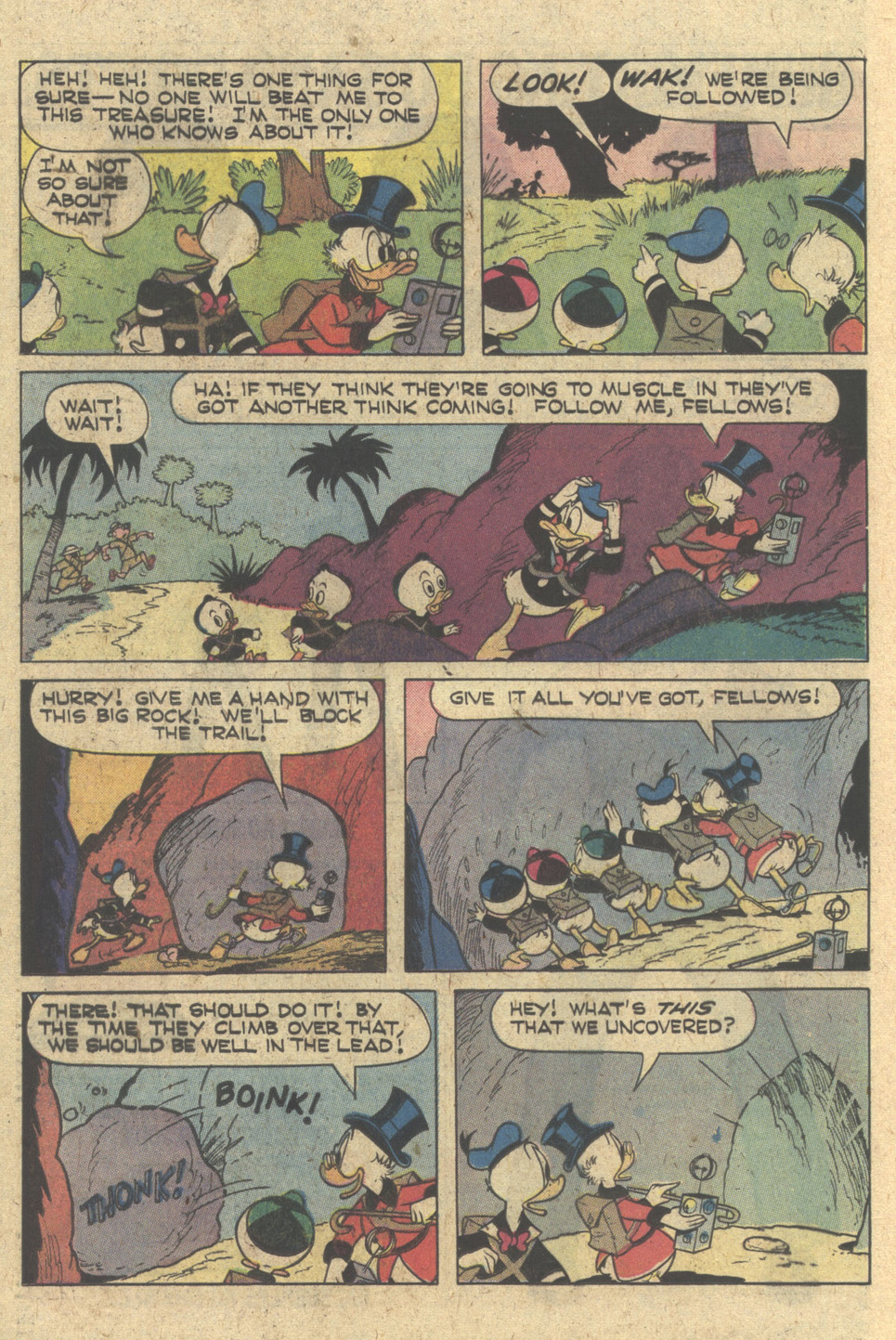 Uncle Scrooge (1953) Issue #170 #170 - English 24