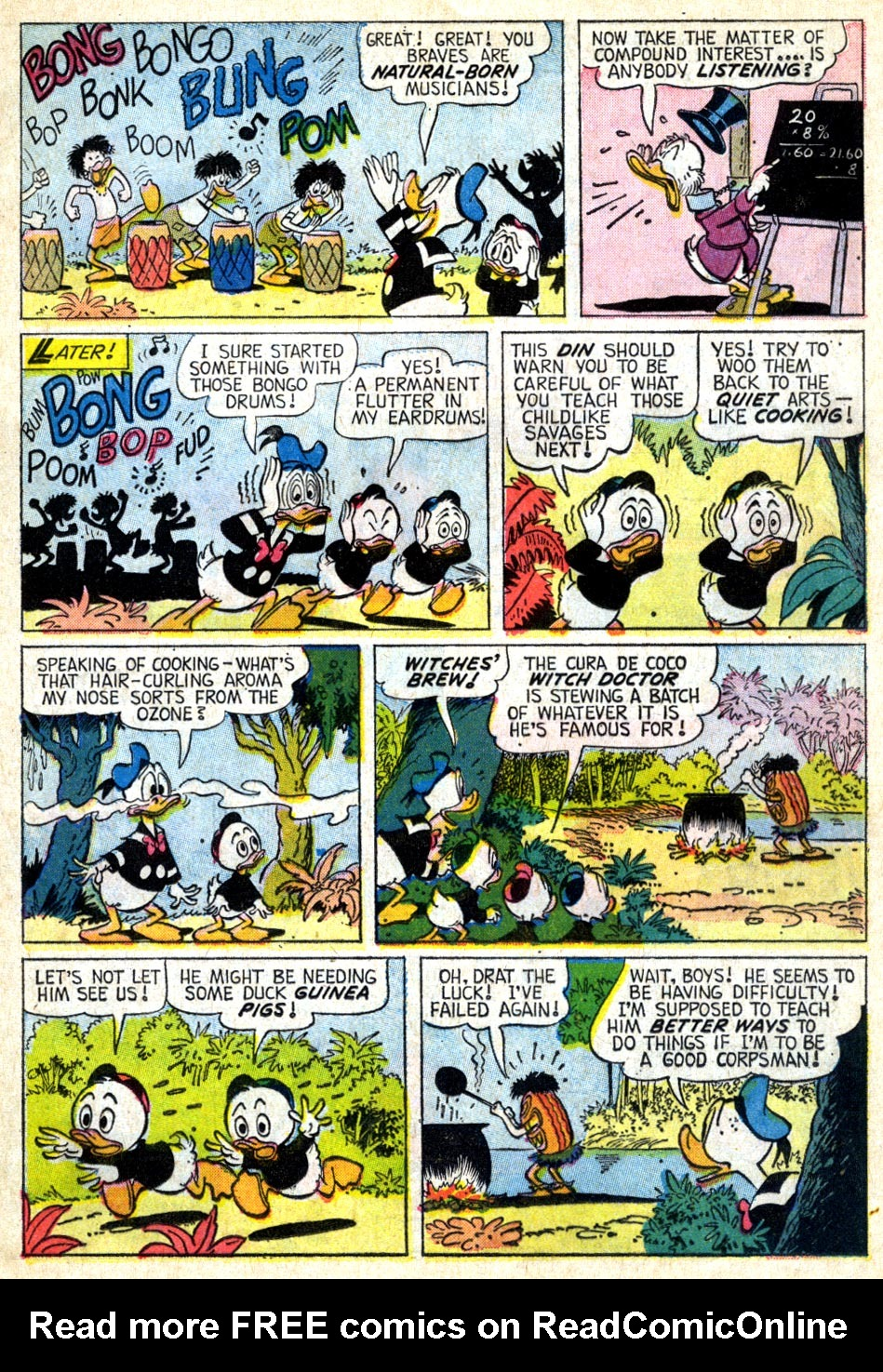 Uncle Scrooge (1953) Issue #39 #39 - English 13