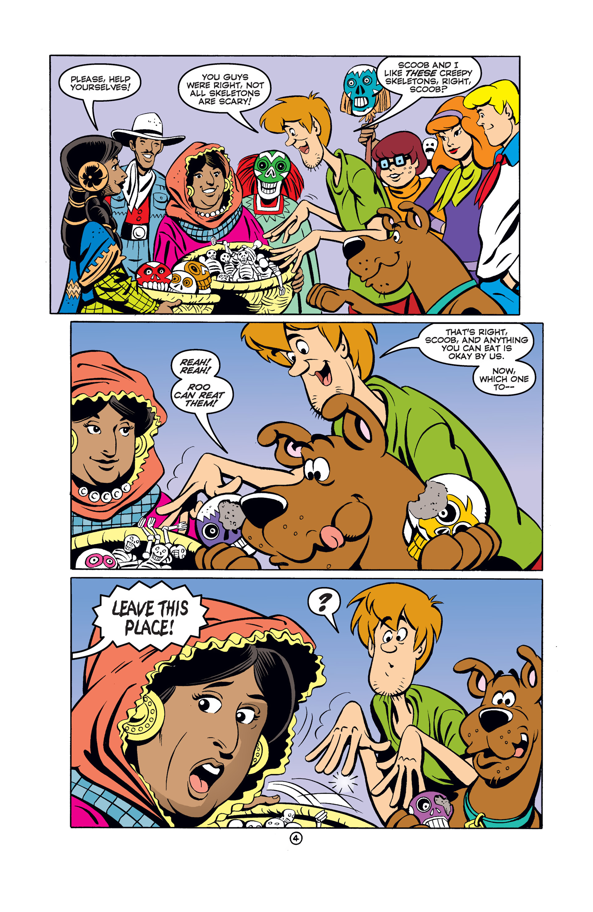 Read online Scooby-Doo (1997) comic -  Issue #42 - 5