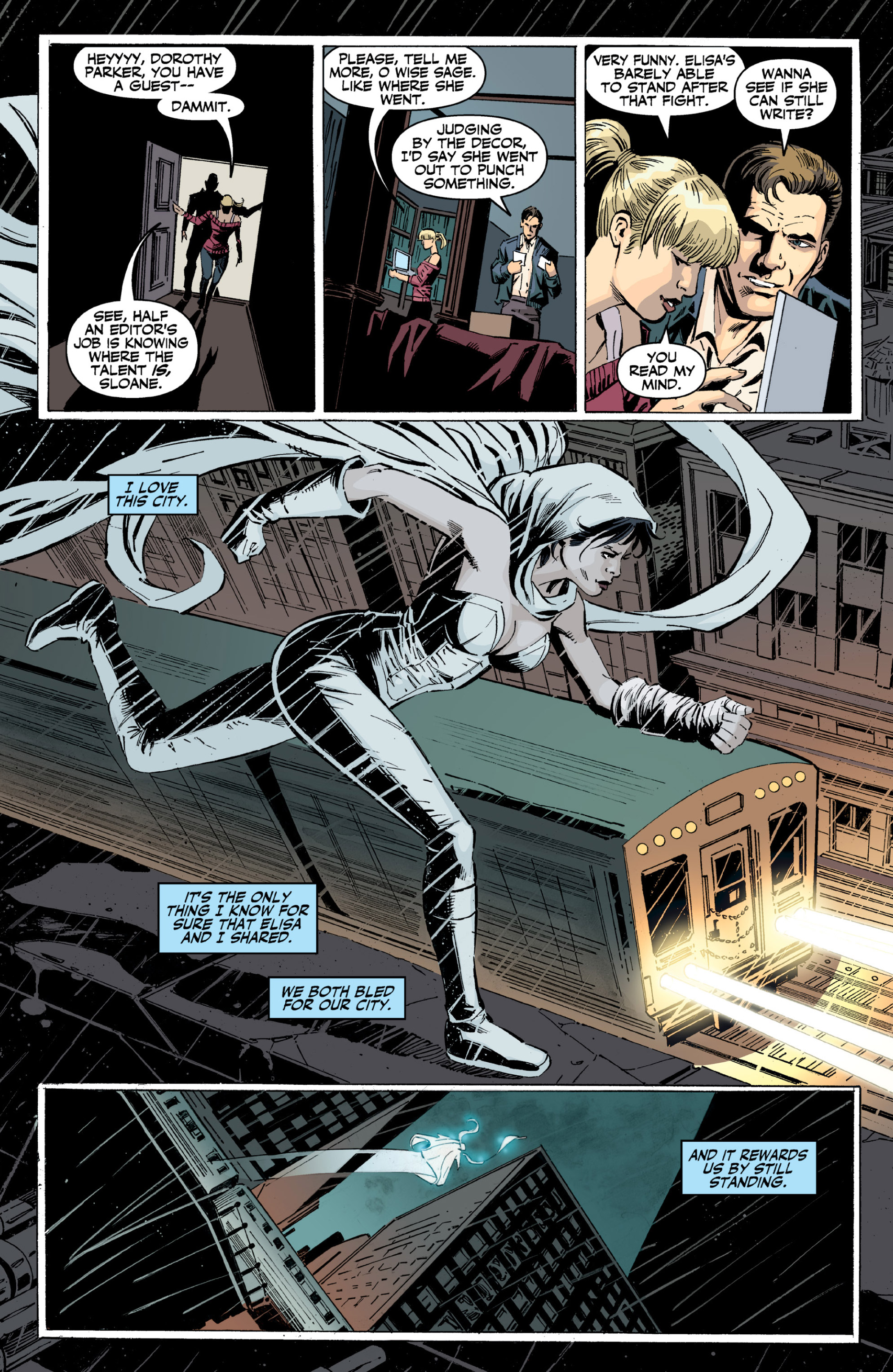 Read online Ghost (2013) comic -  Issue # TPB 2 - 50
