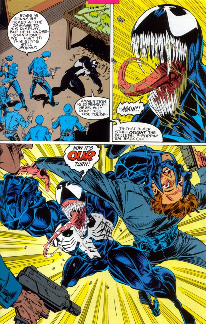 Read online Venom: Lethal Protector comic -  Issue #2 - 18